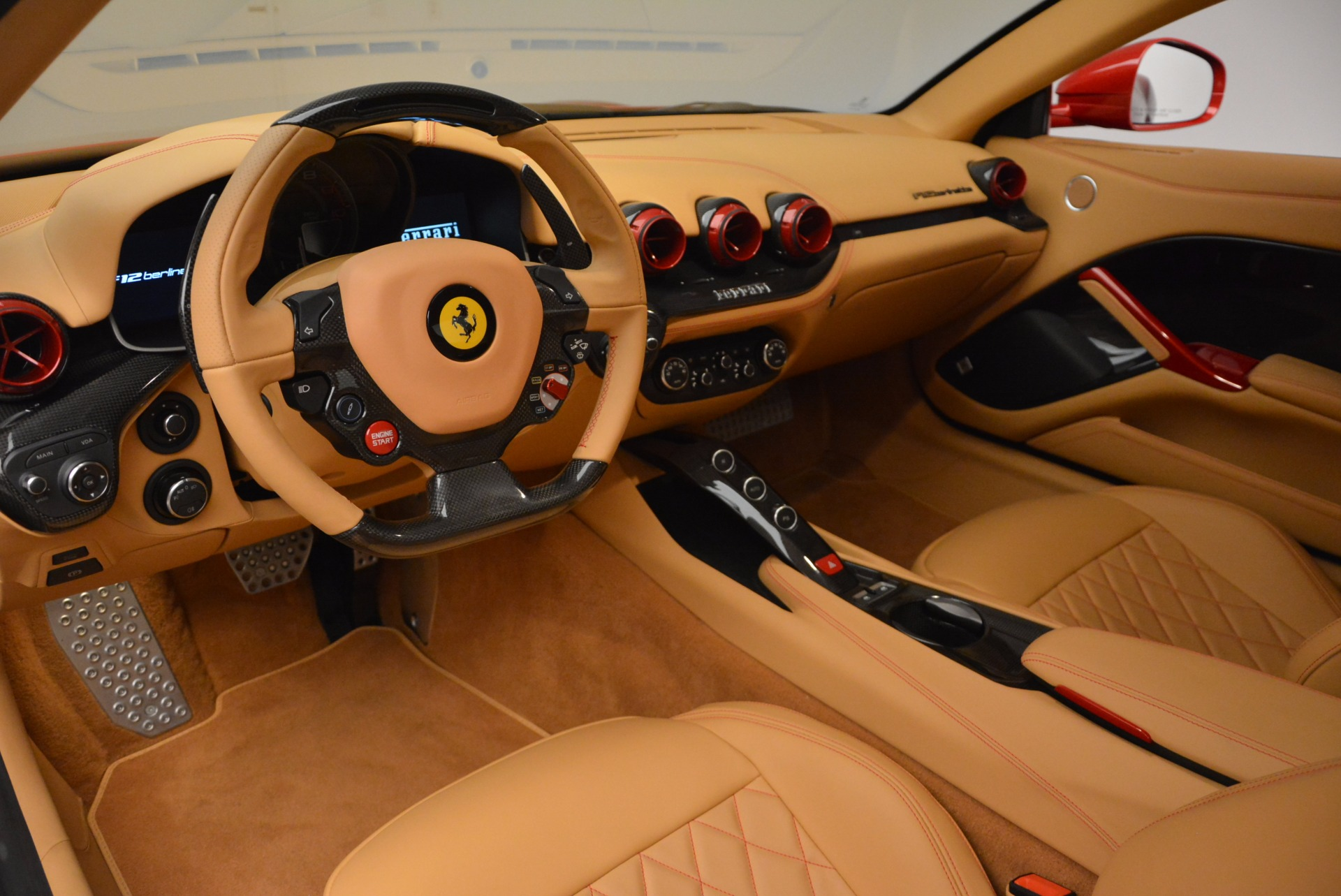 Used 2013 Ferrari F12 Berlinetta  For Sale In Westport, CT 1387_p13