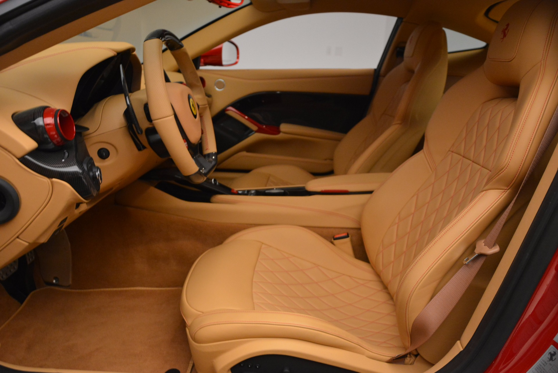 Used 2013 Ferrari F12 Berlinetta  For Sale In Westport, CT 1387_p14