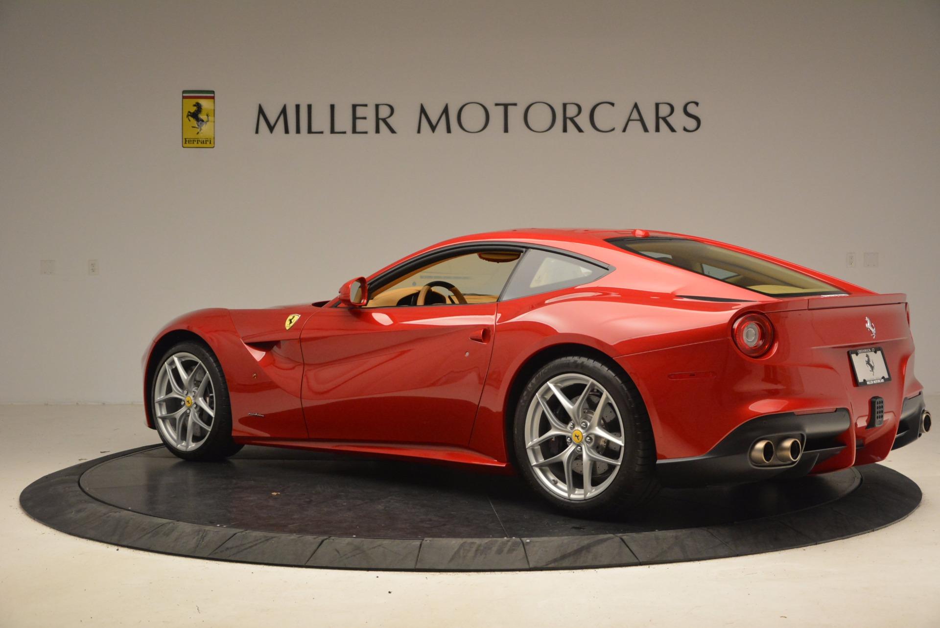 Used 2013 Ferrari F12 Berlinetta  For Sale In Westport, CT 1387_p4