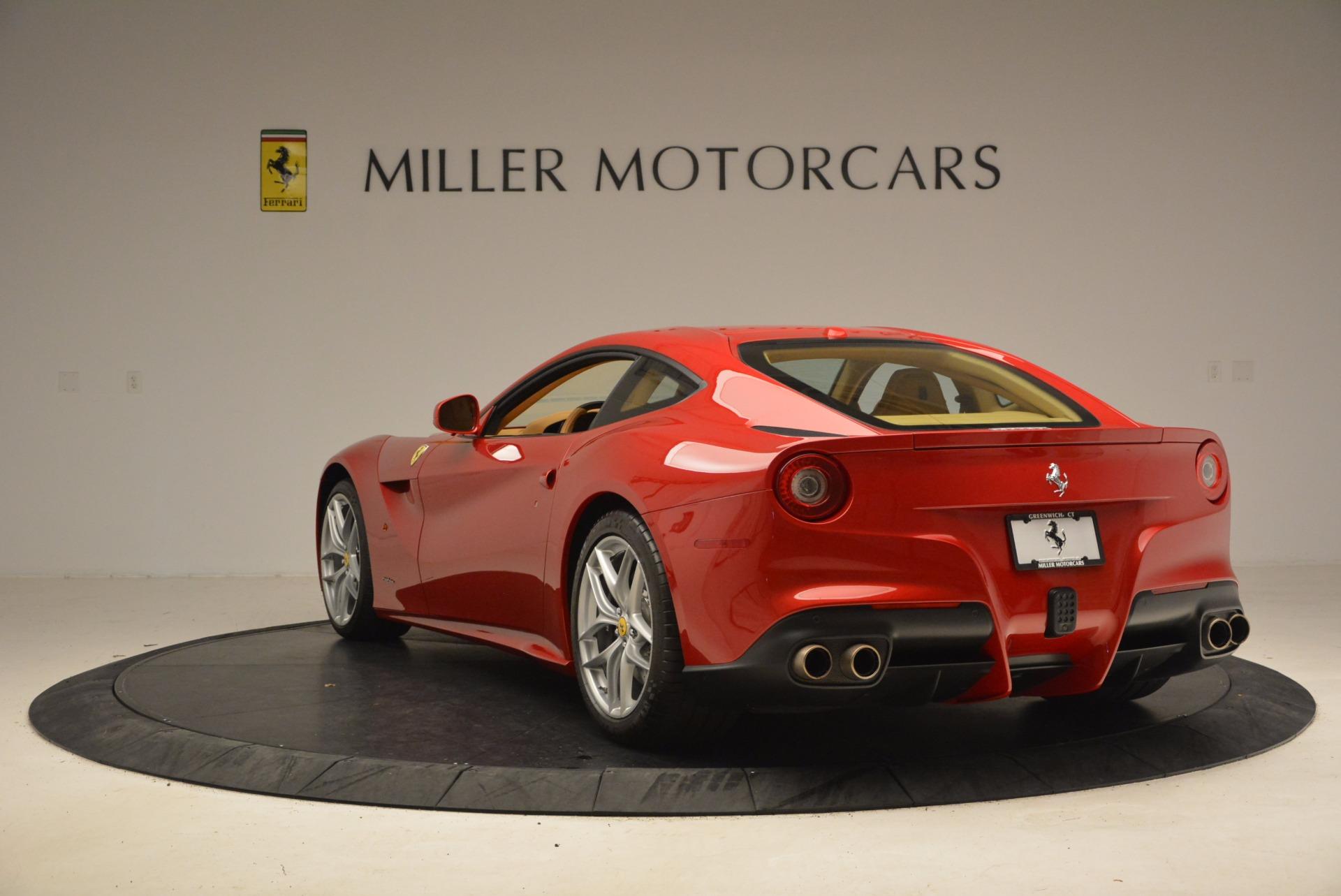 Used 2013 Ferrari F12 Berlinetta  For Sale In Westport, CT 1387_p5
