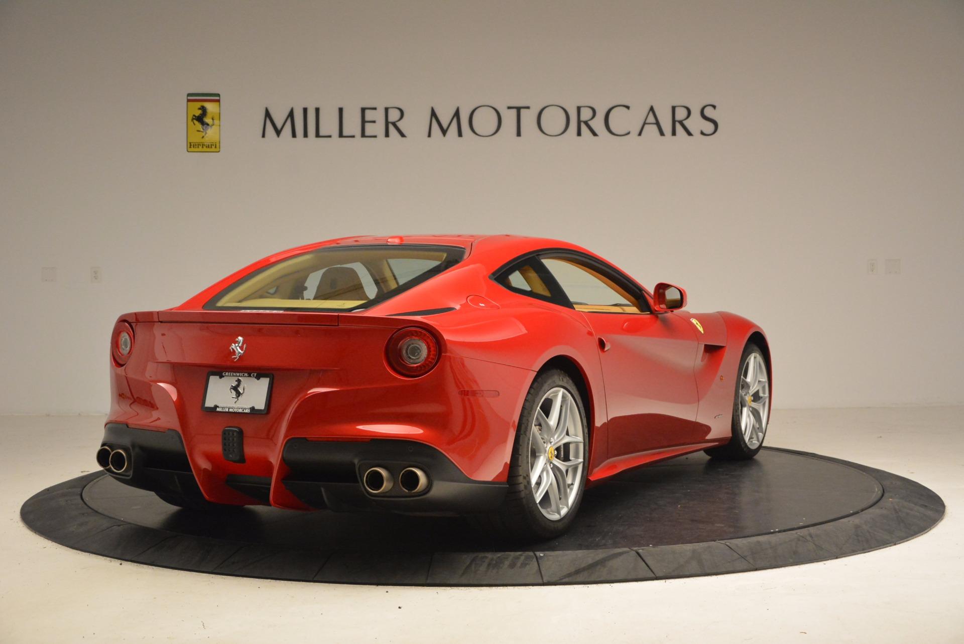 Used 2013 Ferrari F12 Berlinetta  For Sale In Westport, CT 1387_p7