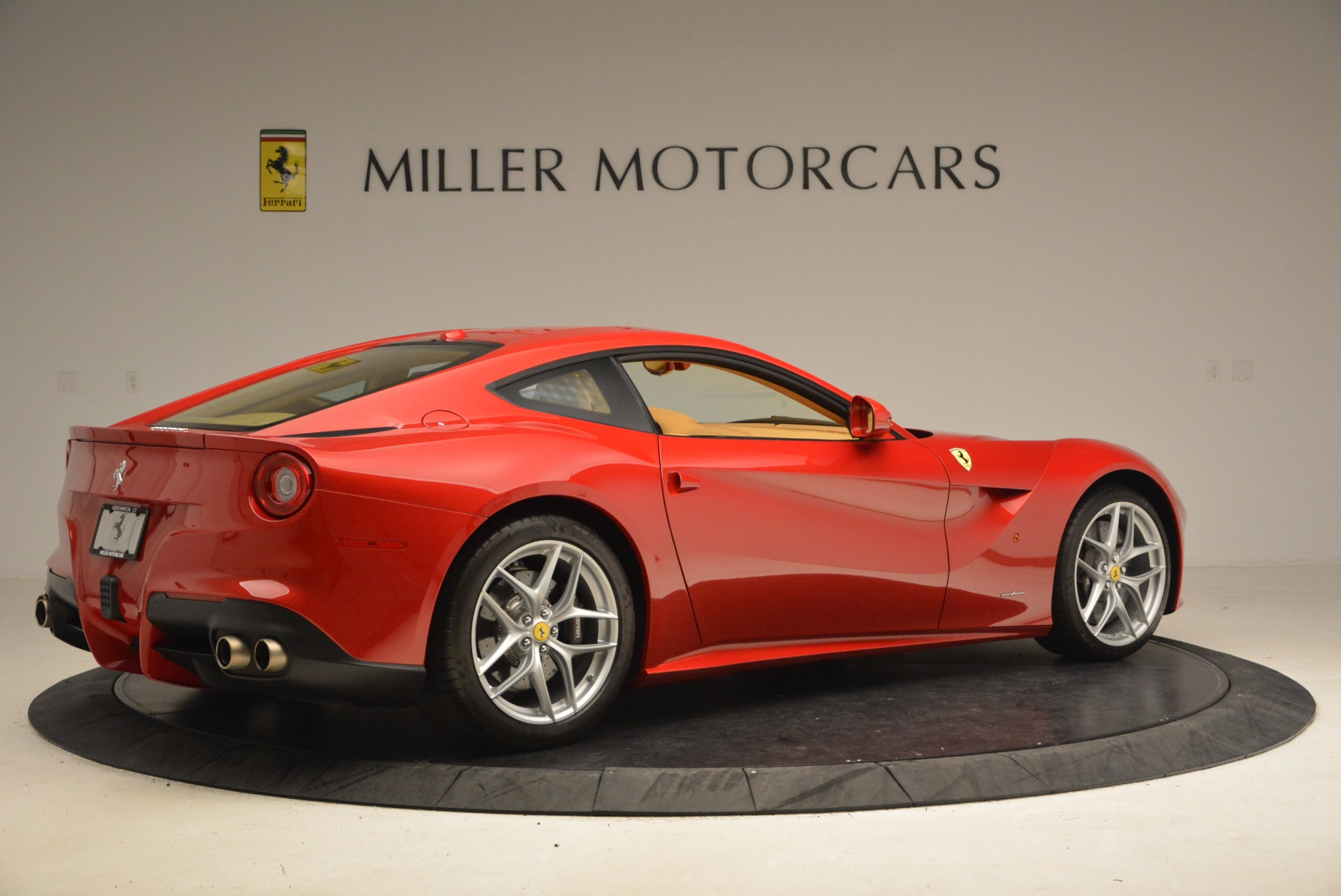 Used 2013 Ferrari F12 Berlinetta  For Sale In Westport, CT 1387_p8