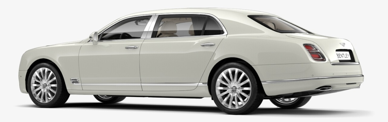 New 2017 Bentley Mulsanne EWB For Sale In Westport, CT 1389_p3