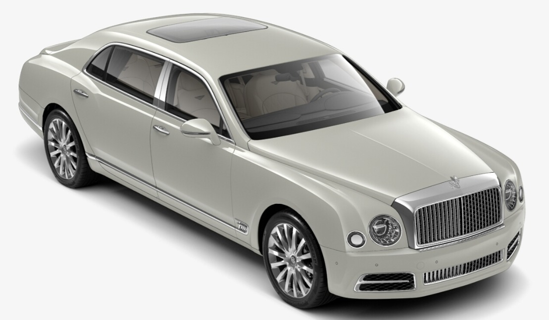 New 2017 Bentley Mulsanne EWB For Sale In Westport, CT 1389_p5