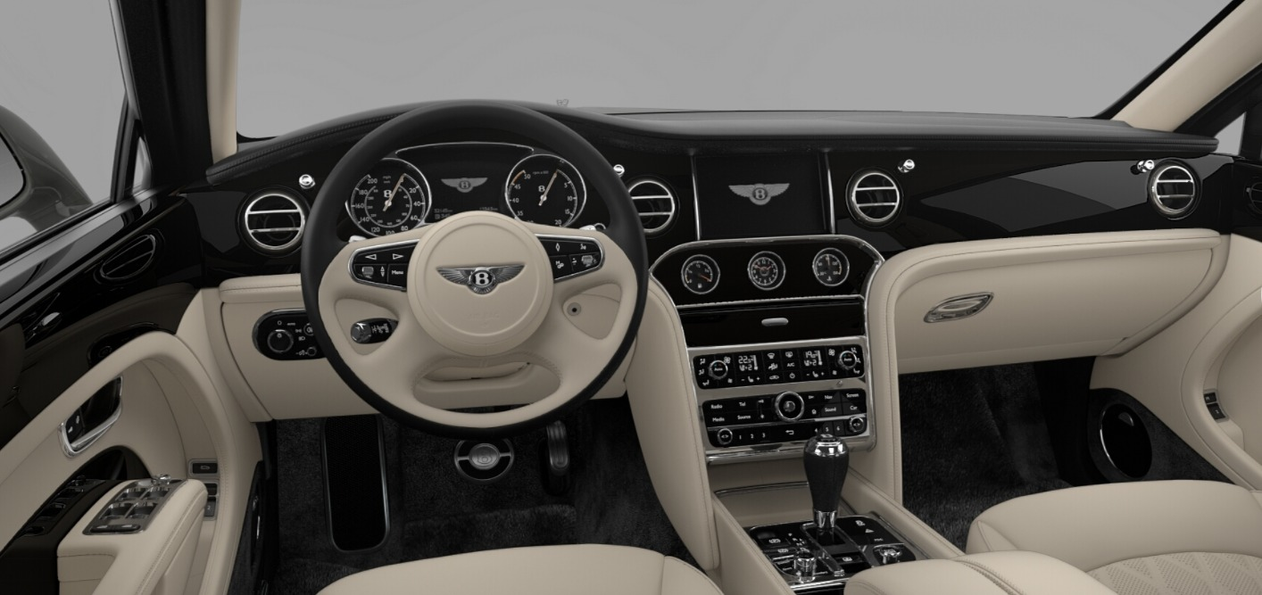 New 2017 Bentley Mulsanne EWB For Sale In Westport, CT 1389_p6