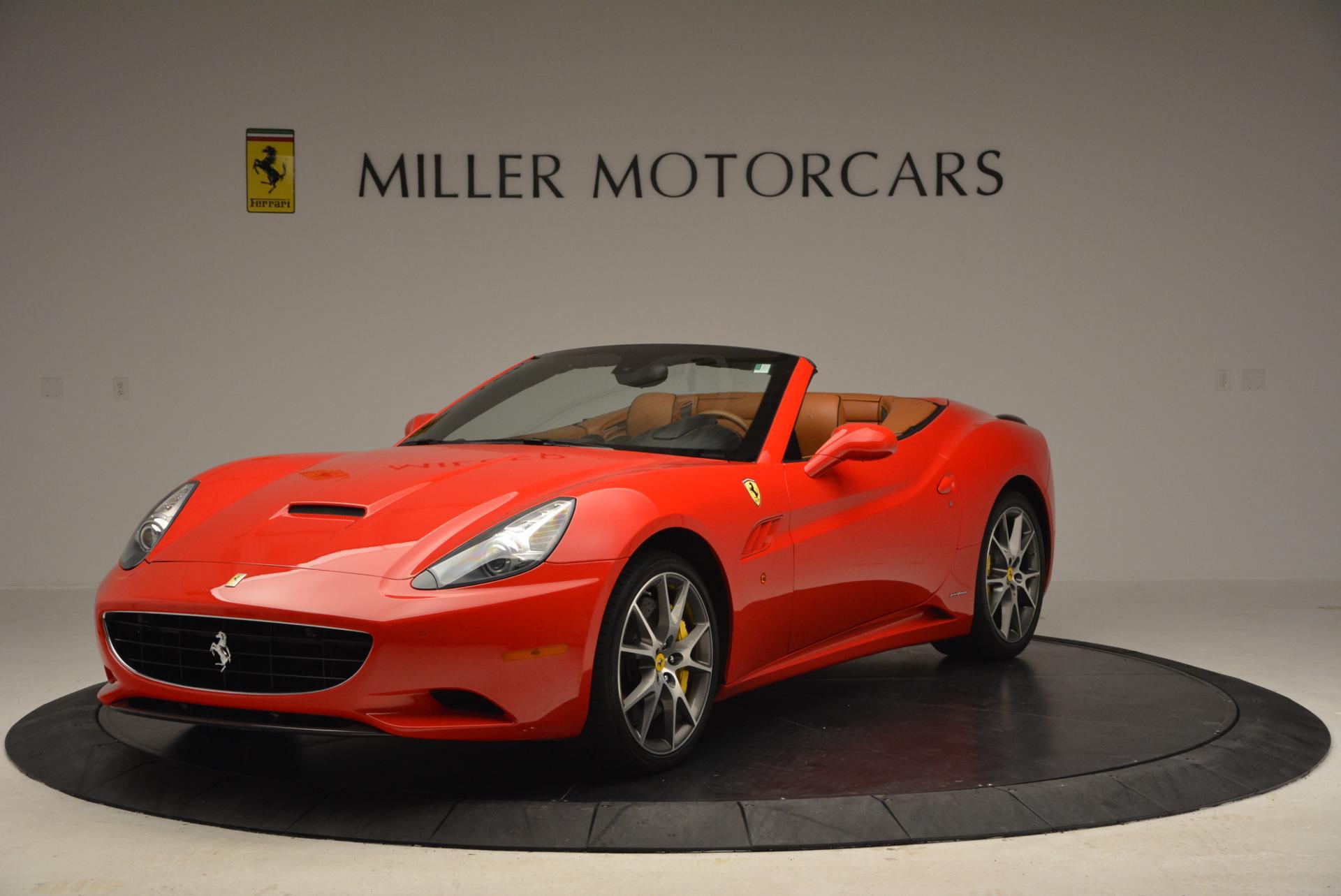Used 2011 Ferrari California  For Sale In Westport, CT 139_main
