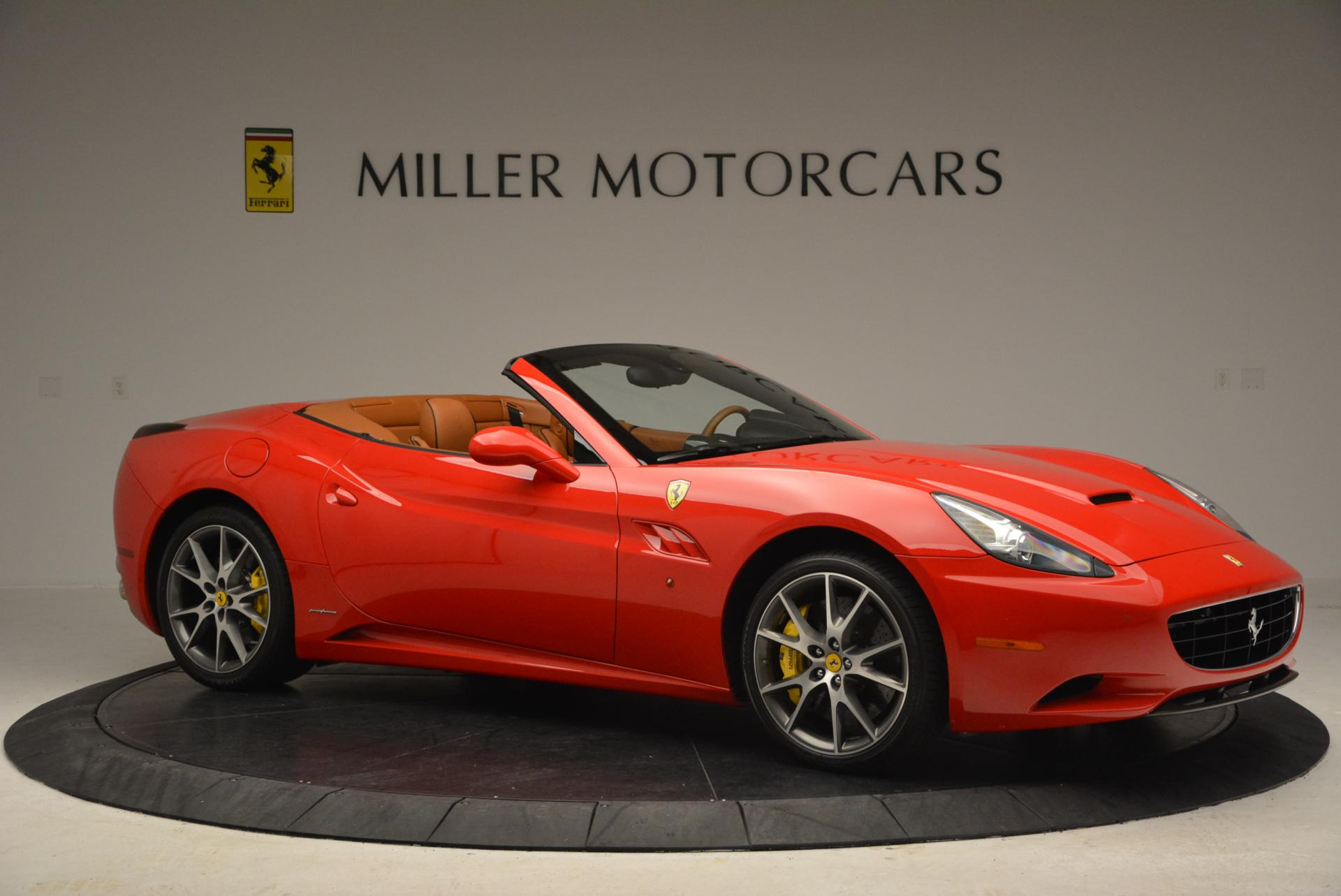 Used 2011 Ferrari California  For Sale In Westport, CT 139_p10