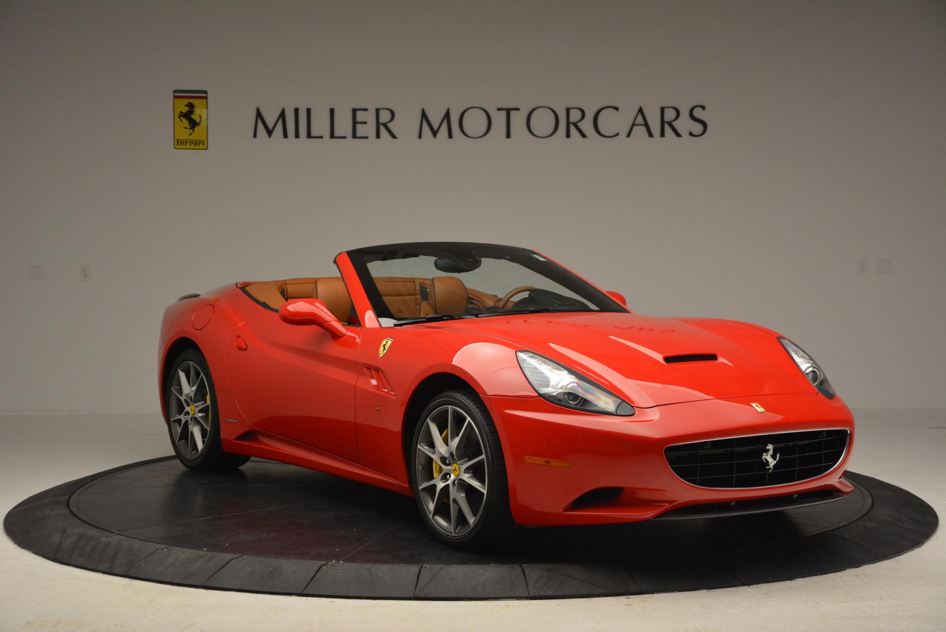Used 2011 Ferrari California  For Sale In Westport, CT 139_p11