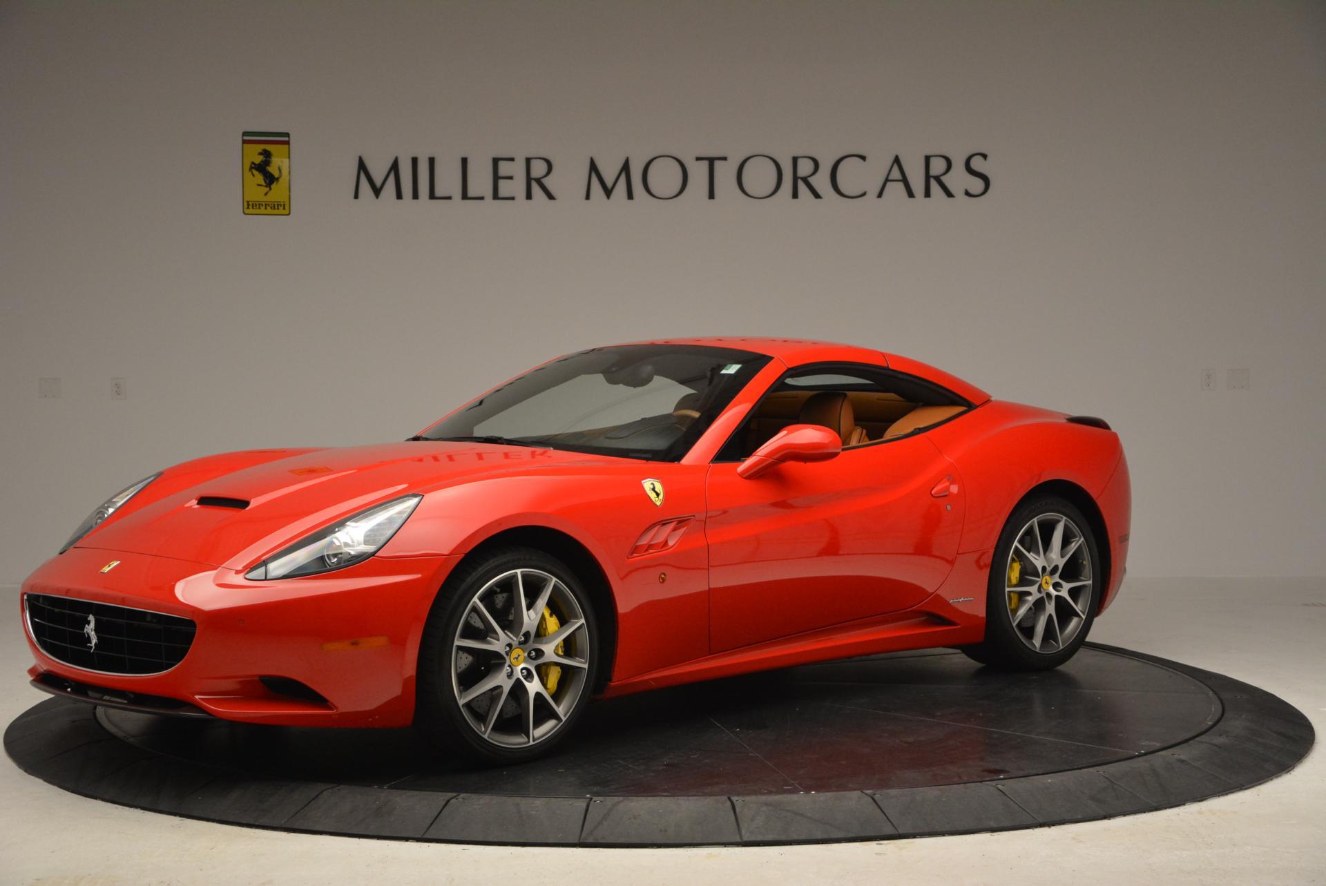 Used 2011 Ferrari California  For Sale In Westport, CT 139_p14