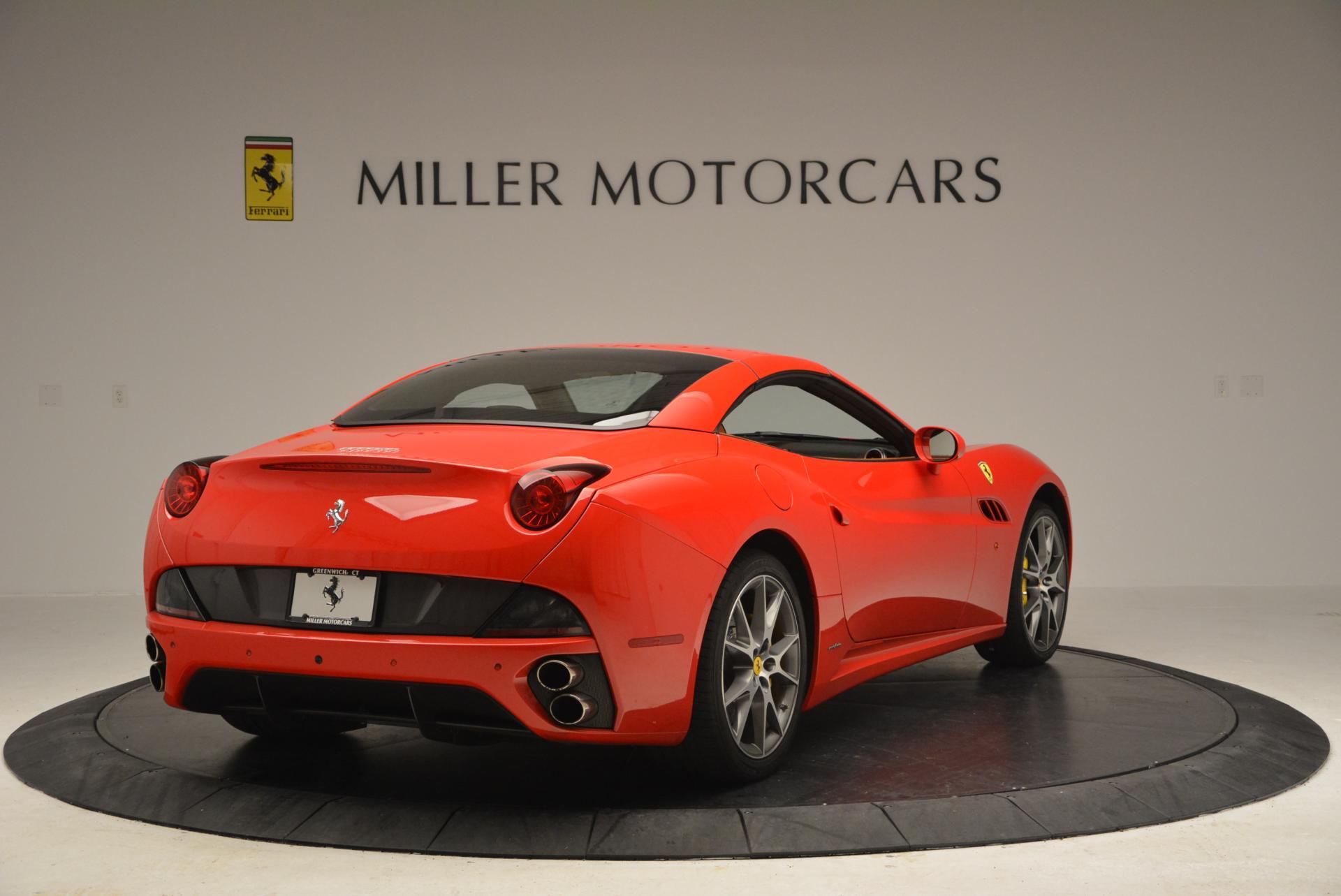 Used 2011 Ferrari California  For Sale In Westport, CT 139_p19