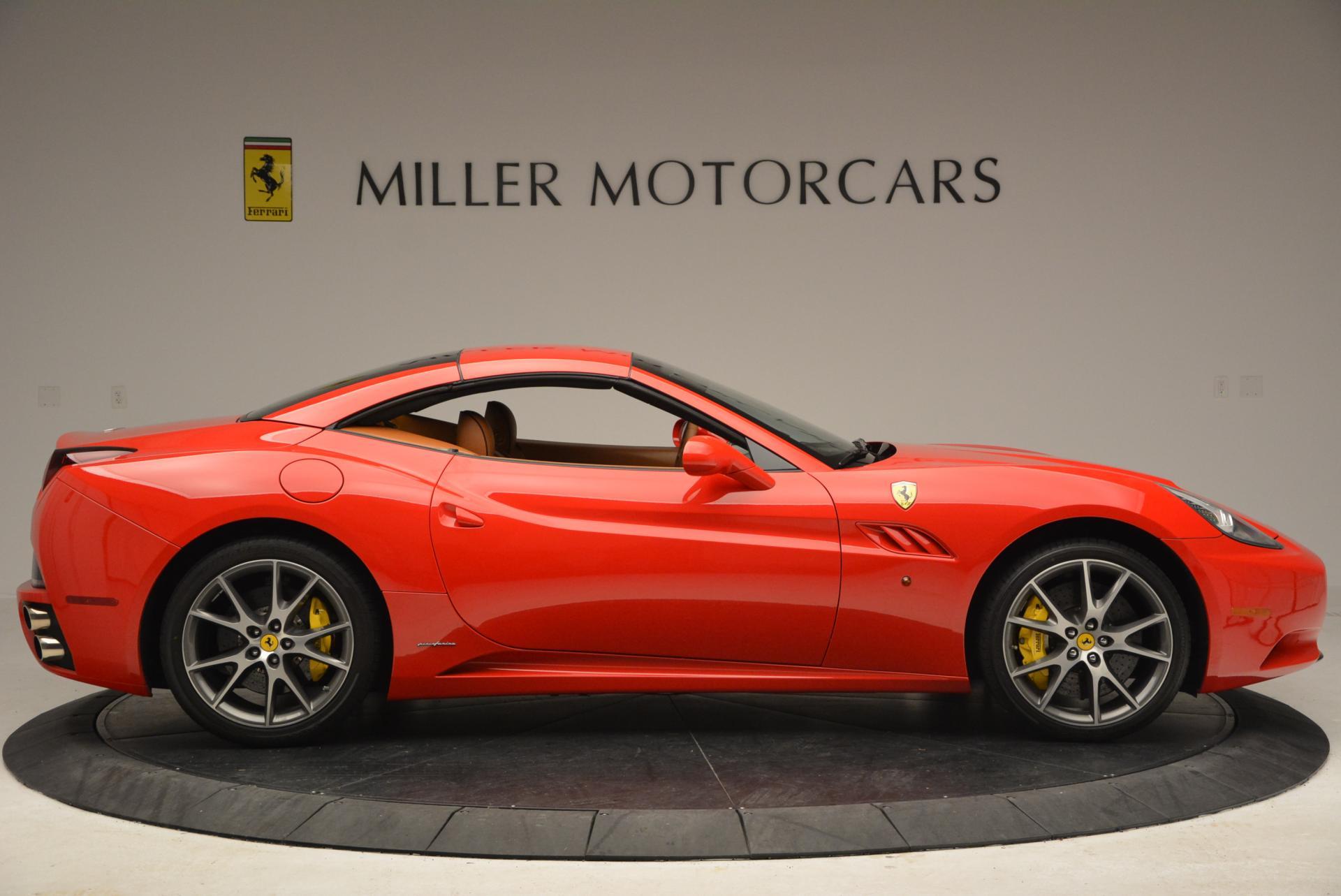 Used 2011 Ferrari California  For Sale In Westport, CT 139_p21