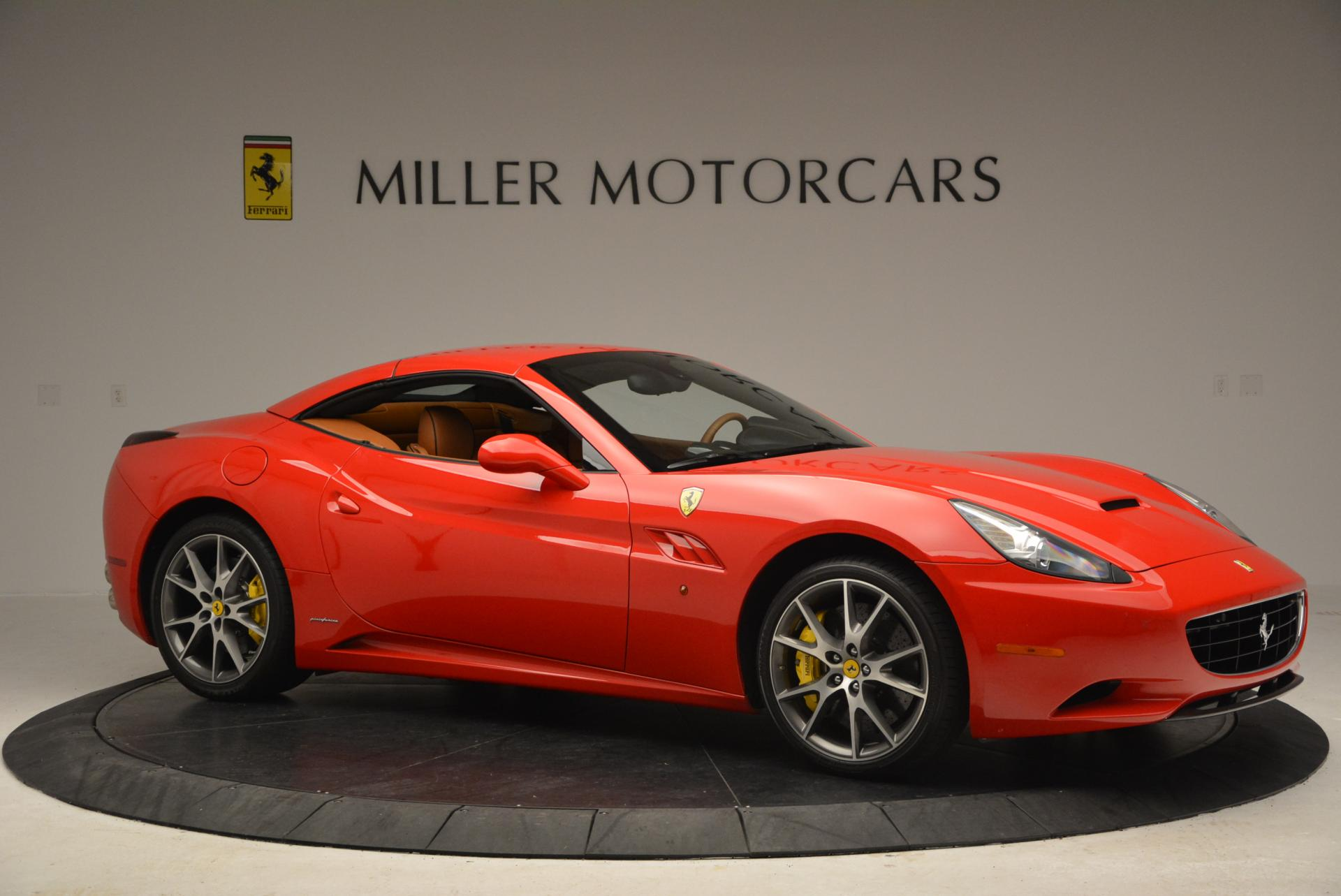 Used 2011 Ferrari California  For Sale In Westport, CT 139_p22