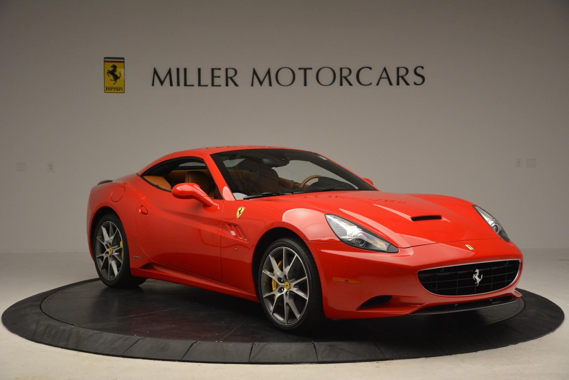 Used 2011 Ferrari California  For Sale In Westport, CT 139_p23