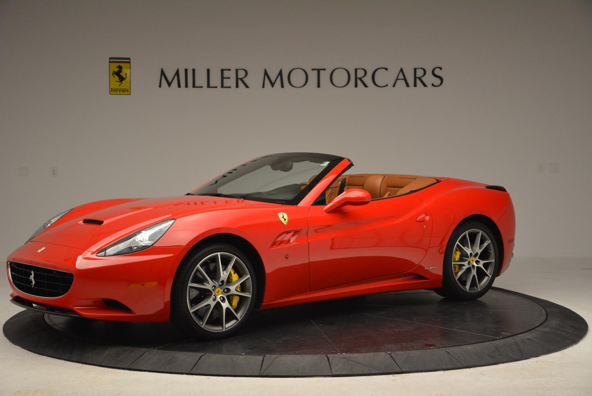 Used 2011 Ferrari California  For Sale In Westport, CT 139_p2