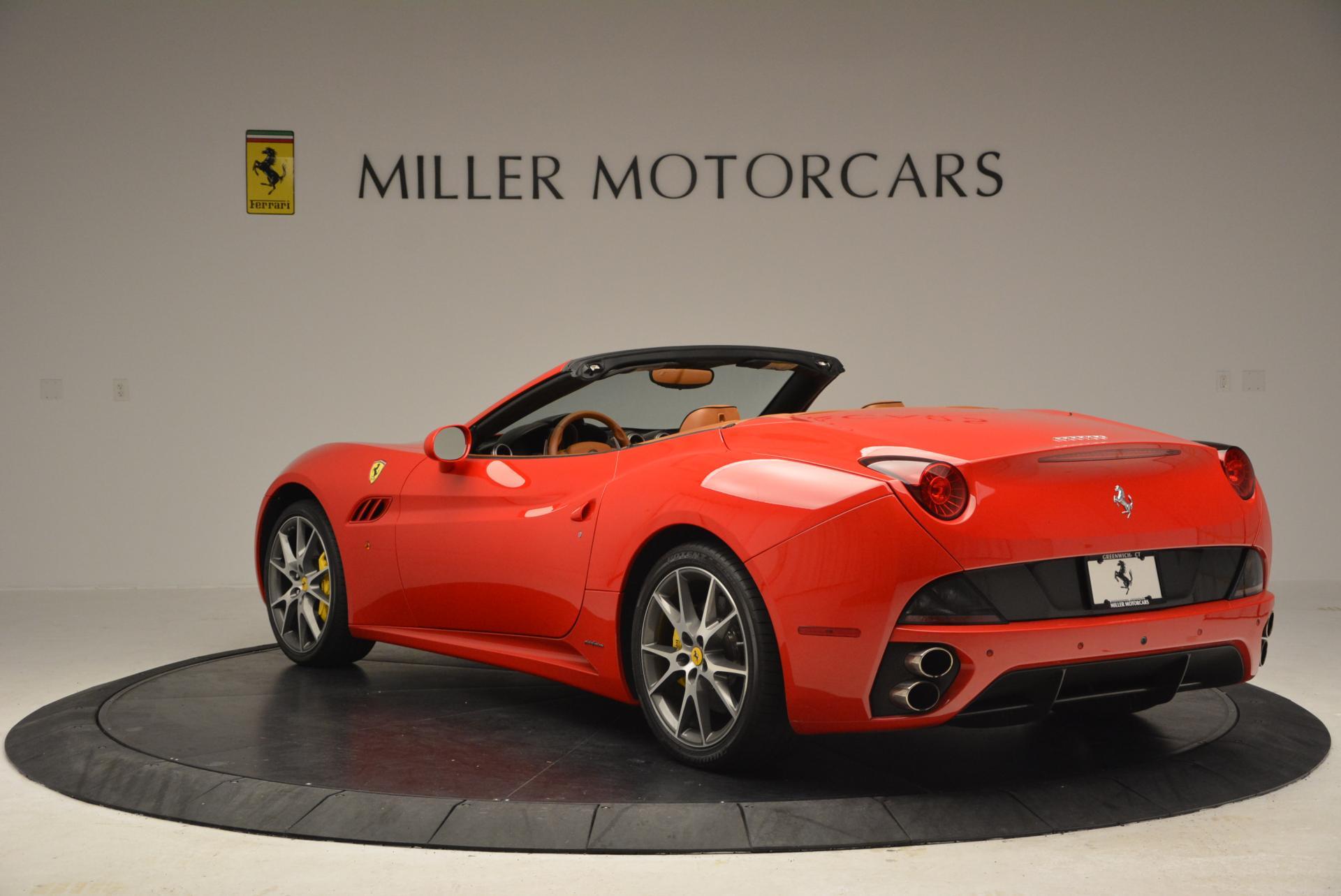 Used 2011 Ferrari California  For Sale In Westport, CT 139_p5
