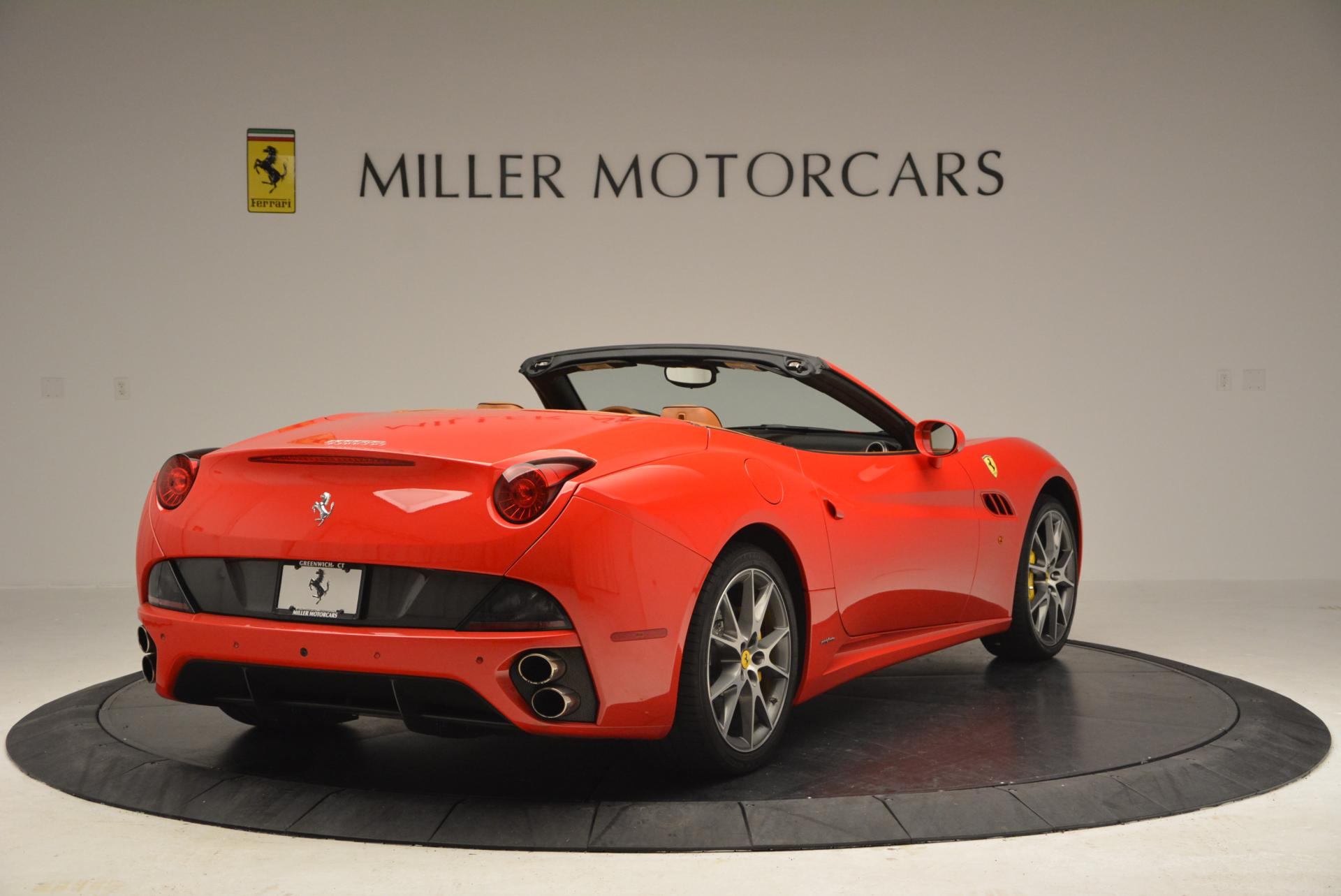 Used 2011 Ferrari California  For Sale In Westport, CT 139_p7
