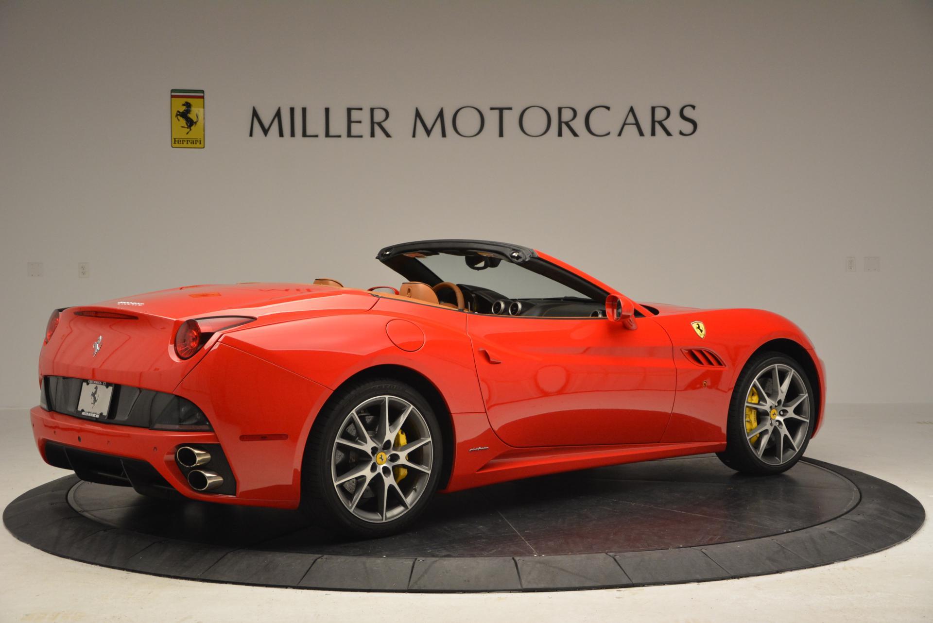 Used 2011 Ferrari California  For Sale In Westport, CT 139_p8