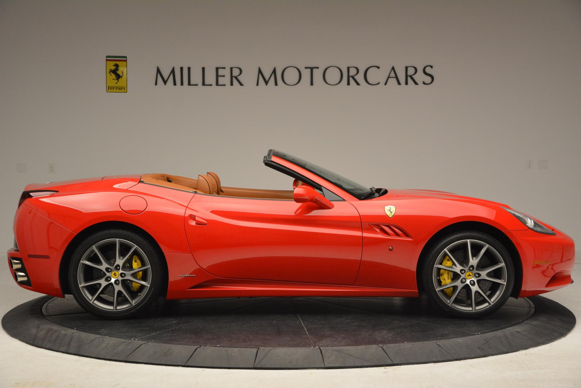Used 2011 Ferrari California  For Sale In Westport, CT 139_p9