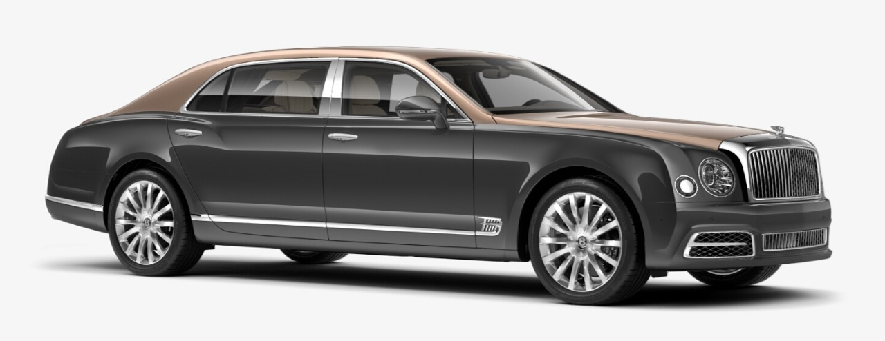 New 2017 Bentley Mulsanne Extended Wheelbase For Sale In Westport, CT 1390_main