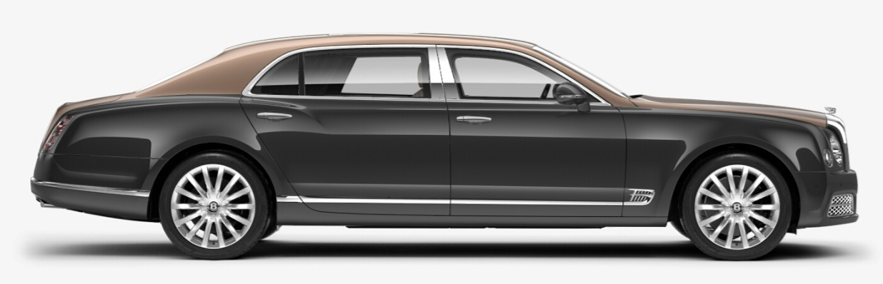 New 2017 Bentley Mulsanne Extended Wheelbase For Sale In Westport, CT 1390_p2