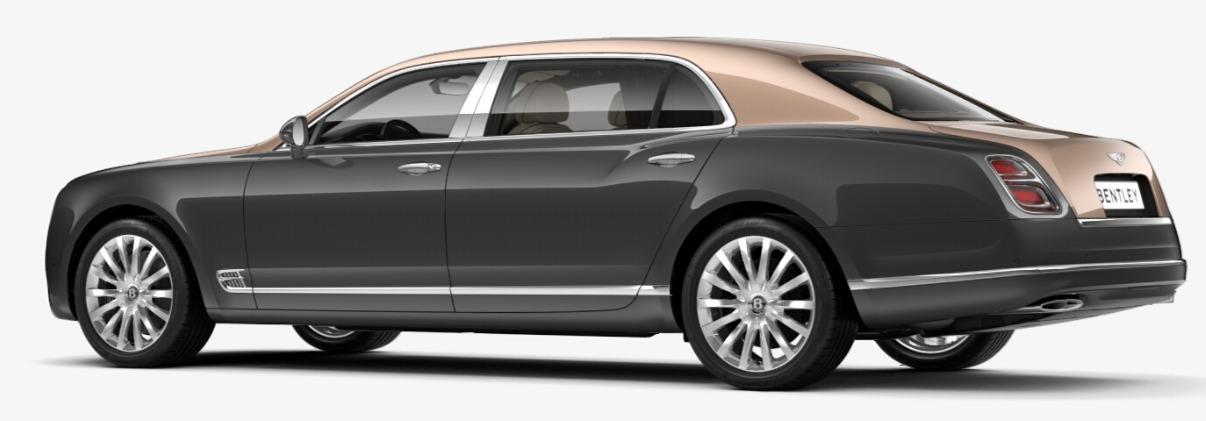 New 2017 Bentley Mulsanne Extended Wheelbase For Sale In Westport, CT 1390_p3