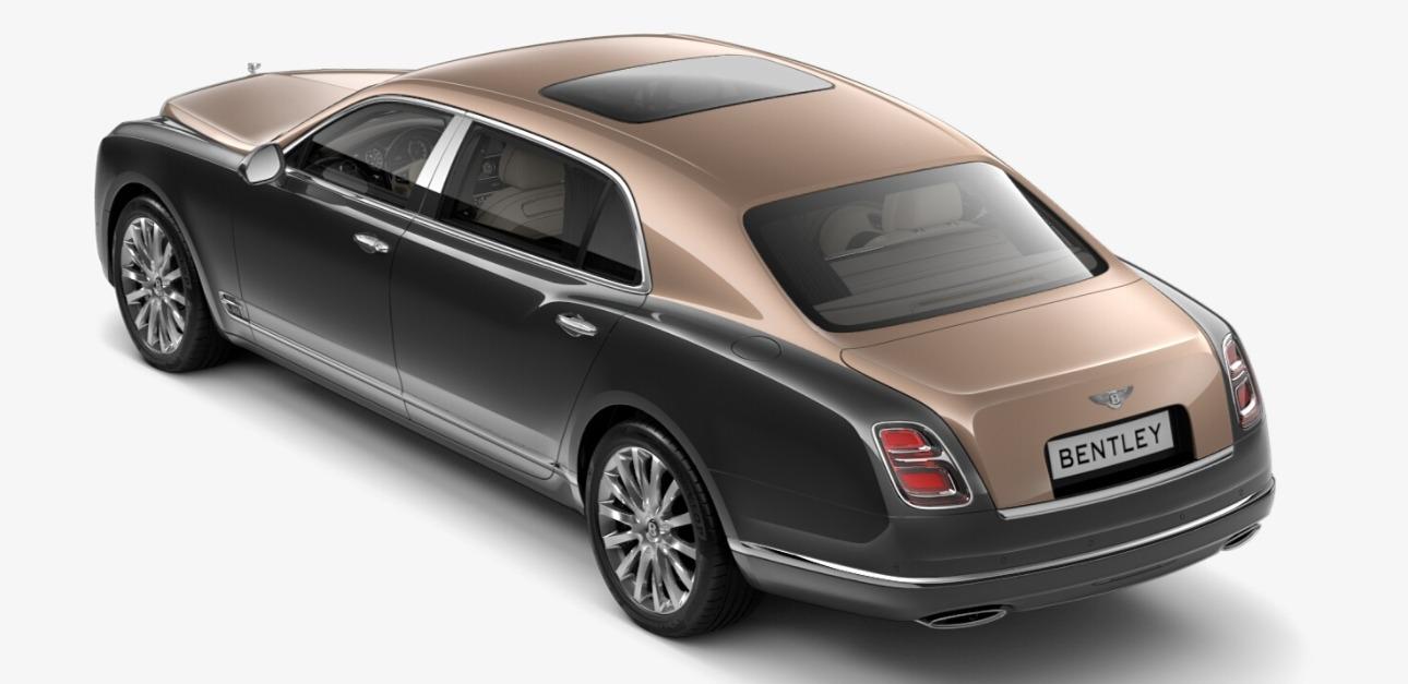 New 2017 Bentley Mulsanne Extended Wheelbase For Sale In Westport, CT 1390_p4
