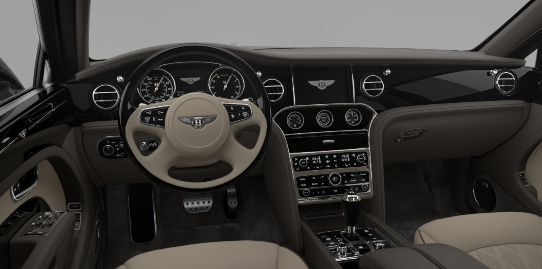 New 2017 Bentley Mulsanne Extended Wheelbase For Sale In Westport, CT 1390_p6