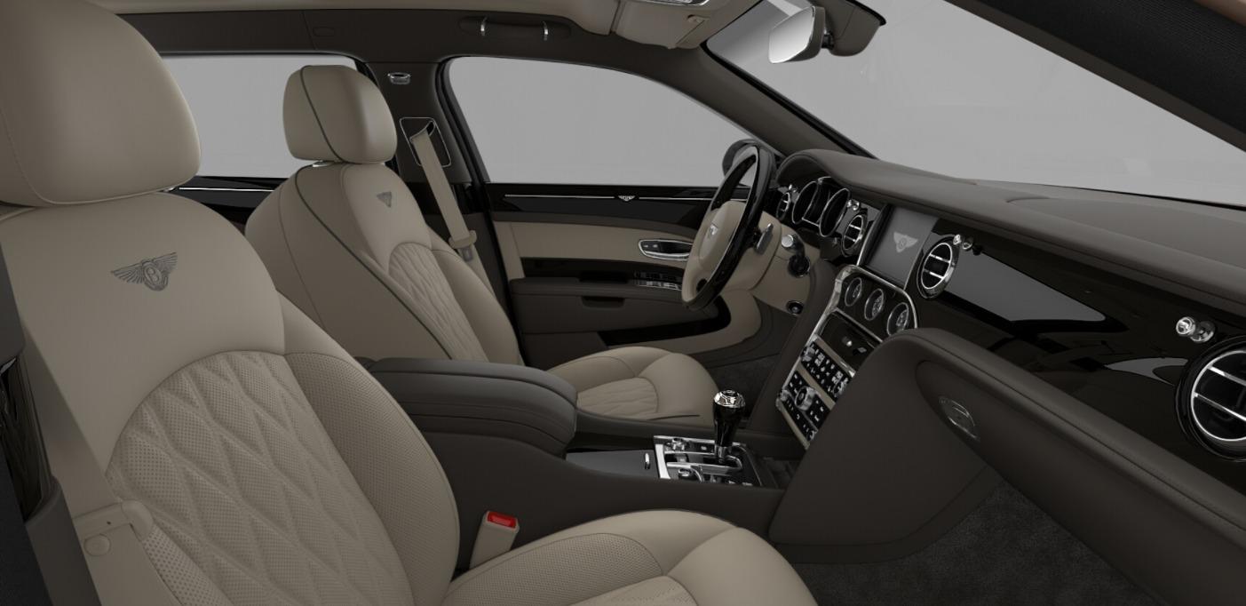 New 2017 Bentley Mulsanne Extended Wheelbase For Sale In Westport, CT 1390_p7