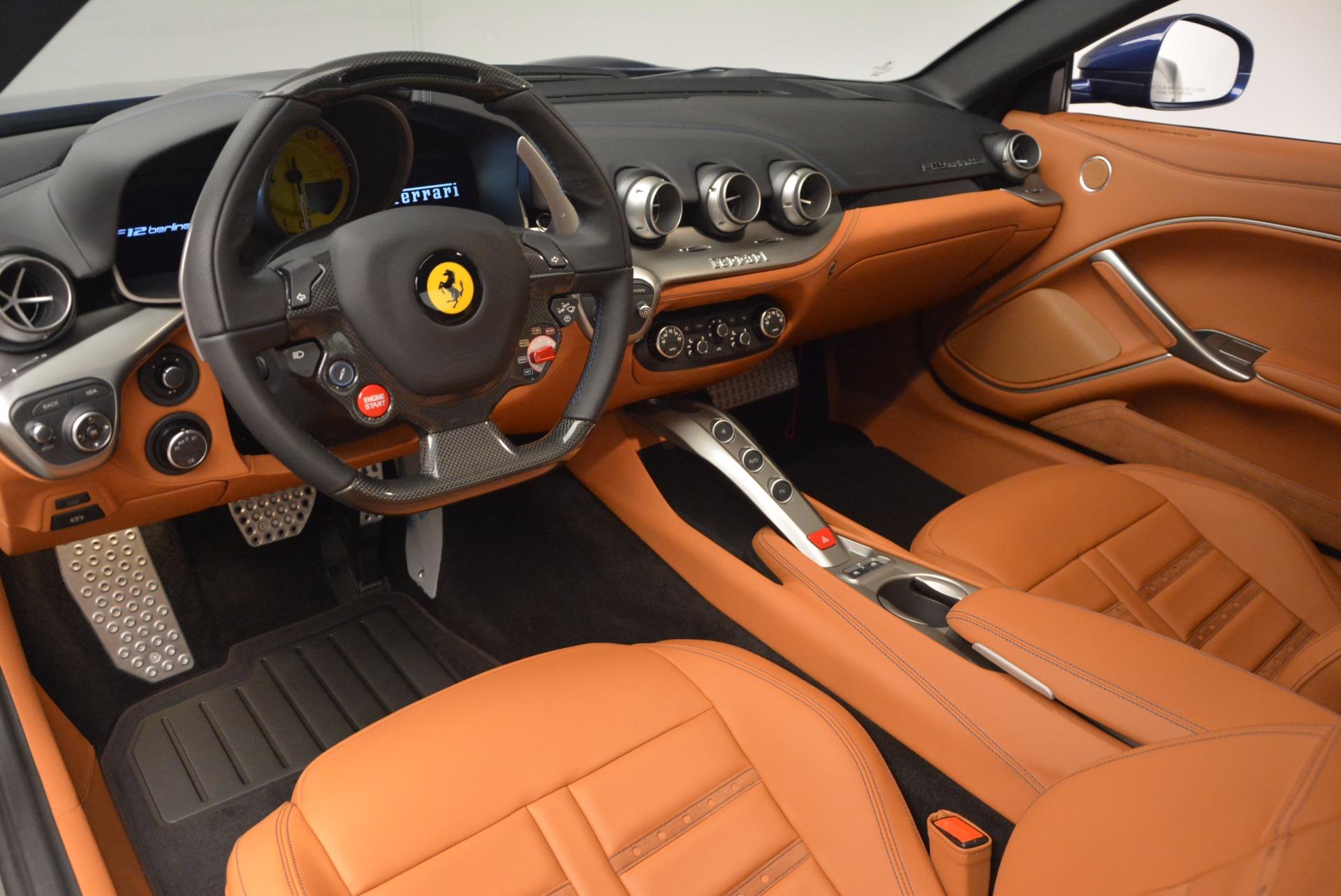 Used 2017 Ferrari F12 Berlinetta  For Sale In Westport, CT 1393_p13