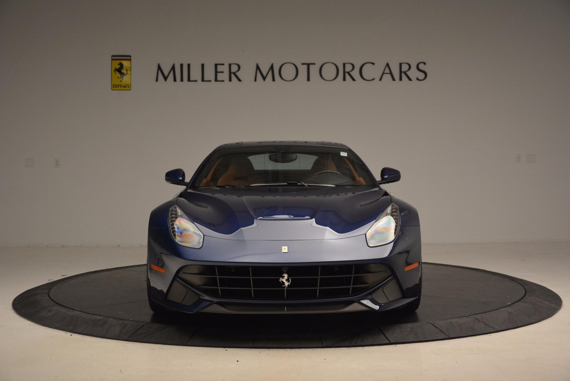 Used 2017 Ferrari F12 Berlinetta  For Sale In Westport, CT 1393_p7