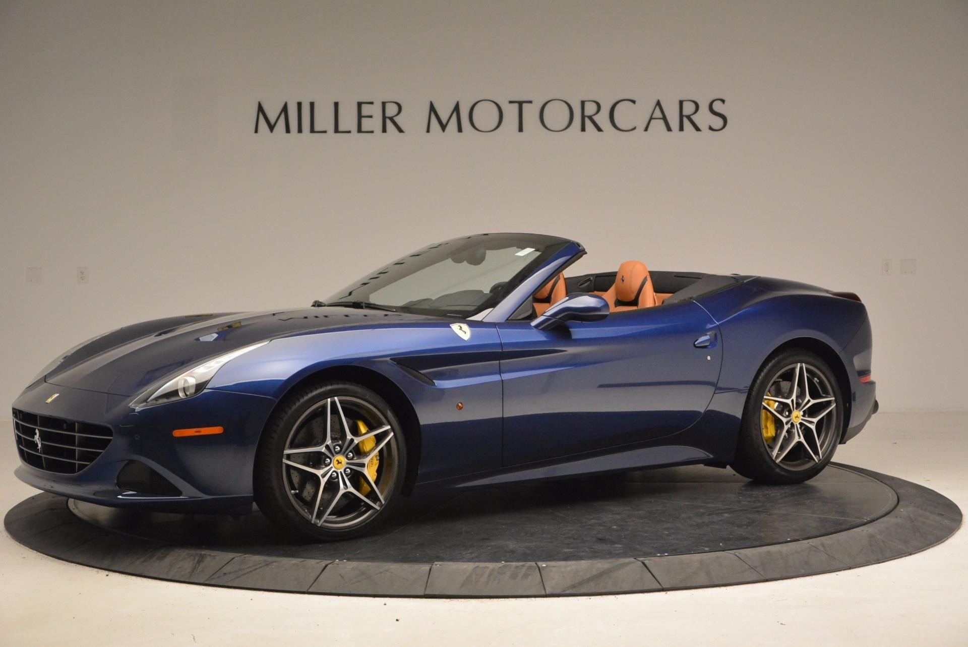 Used 2017 Ferrari California T Handling Speciale For Sale In Westport, CT 1394_p2