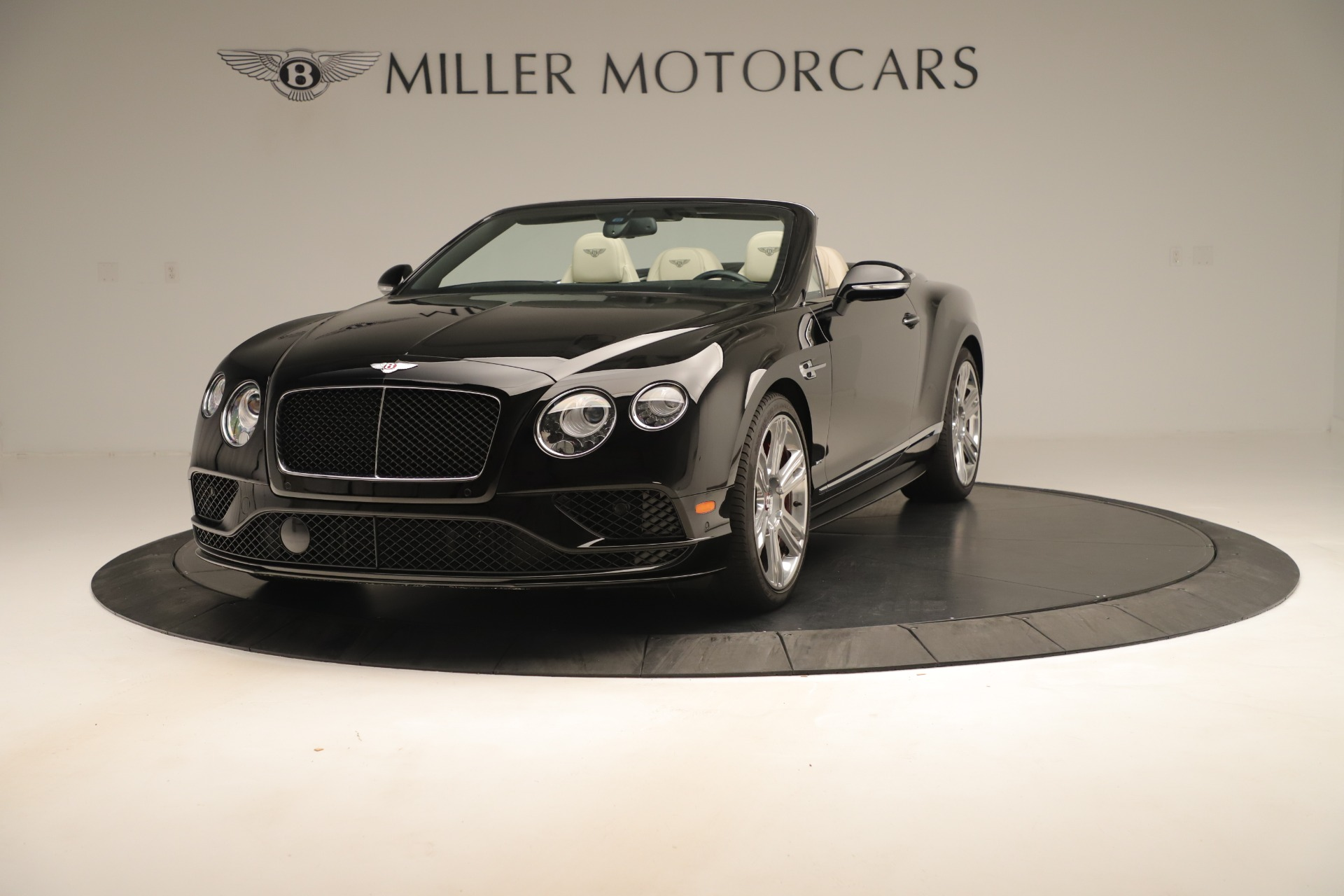 Used 2016 Bentley Continental GT V8 S Convertible  For Sale In Westport, CT 14_main