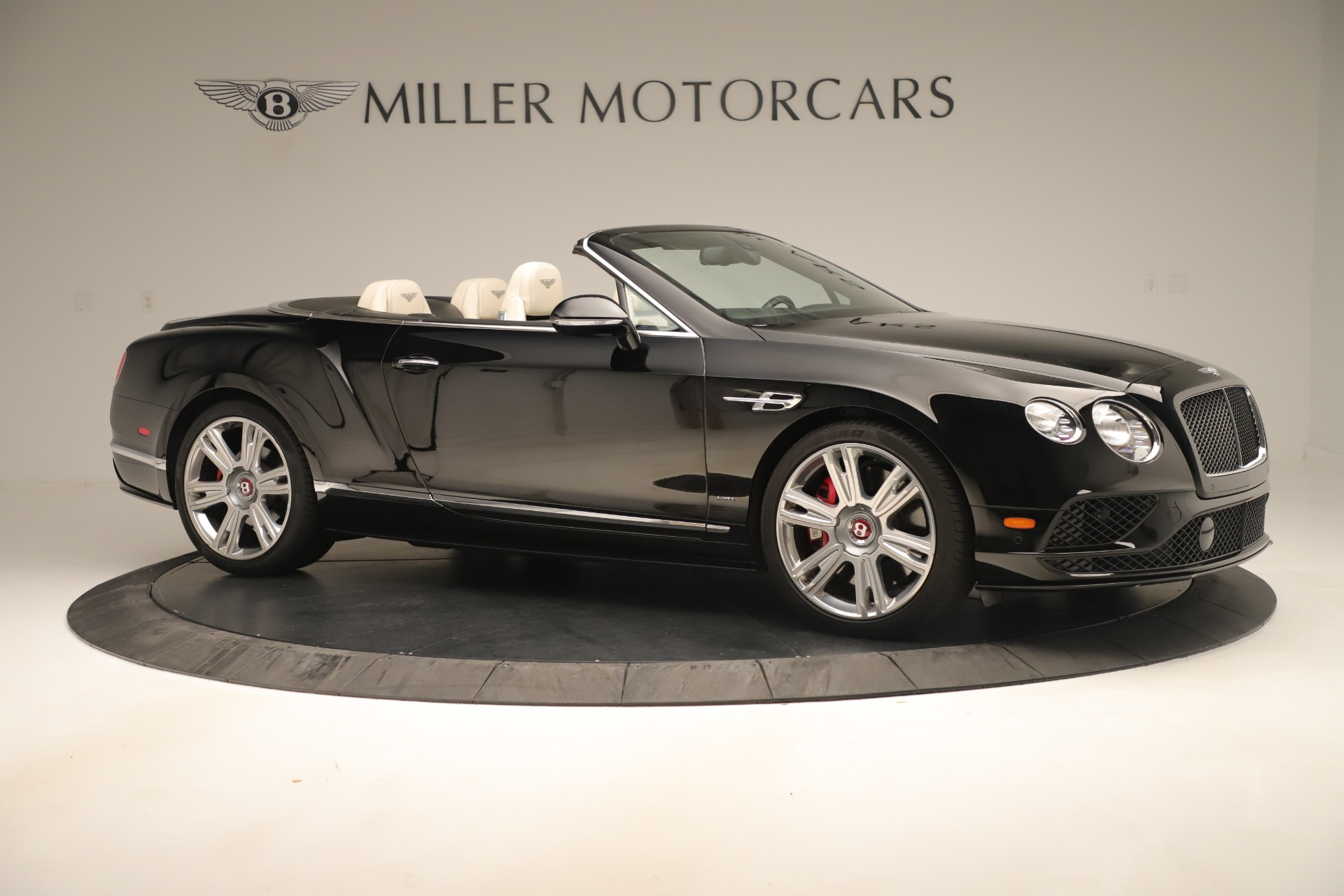 Used 2016 Bentley Continental GT V8 S Convertible  For Sale In Westport, CT 14_p10