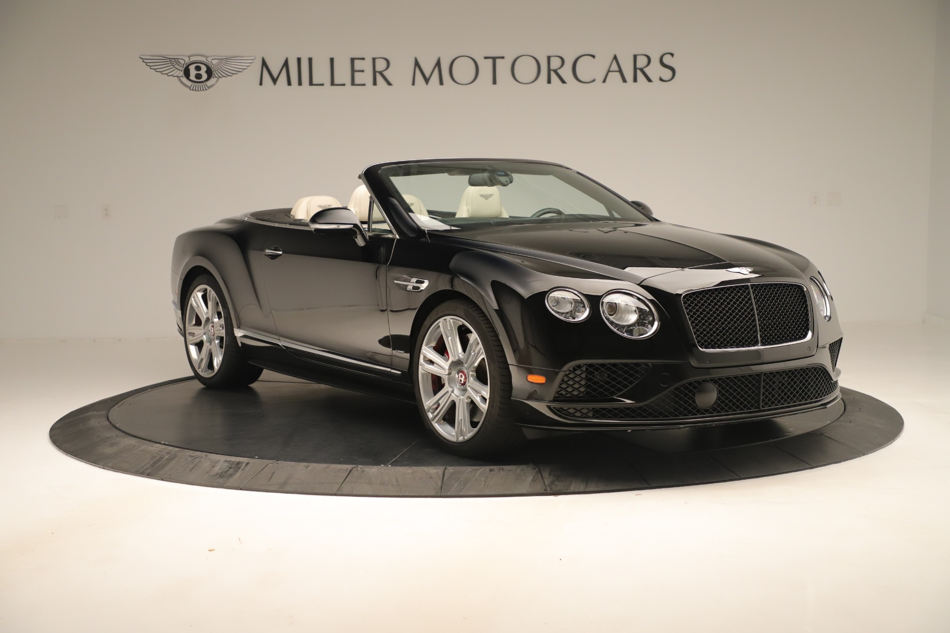 Used 2016 Bentley Continental GT V8 S Convertible  For Sale In Westport, CT 14_p11