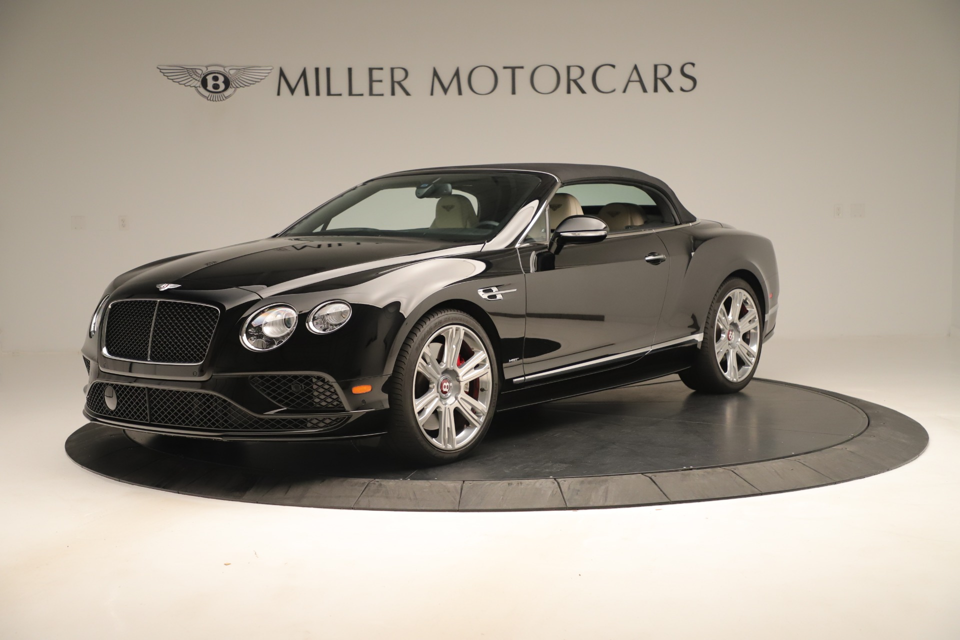 Used 2016 Bentley Continental GT V8 S Convertible  For Sale In Westport, CT 14_p13