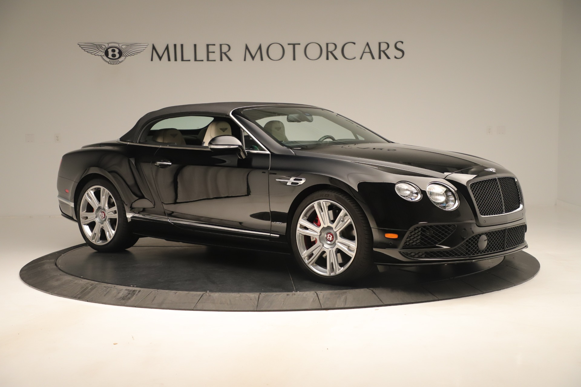 Used 2016 Bentley Continental GT V8 S Convertible  For Sale In Westport, CT 14_p19