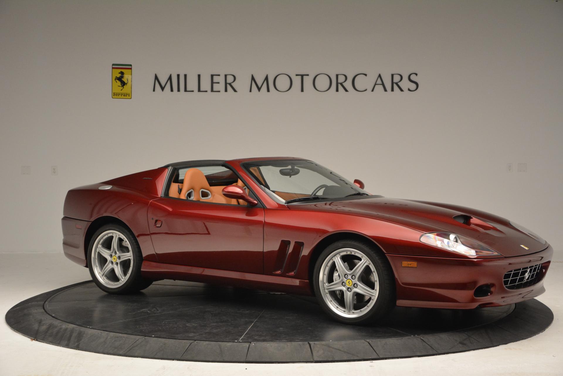Used 2005 Ferrari Superamerica  For Sale In Westport, CT 140_p10