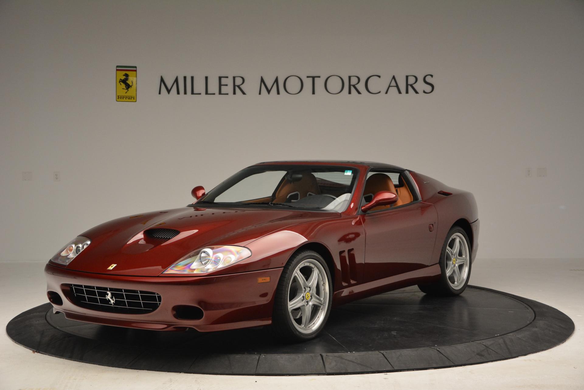 Used 2005 Ferrari Superamerica  For Sale In Westport, CT 140_p13