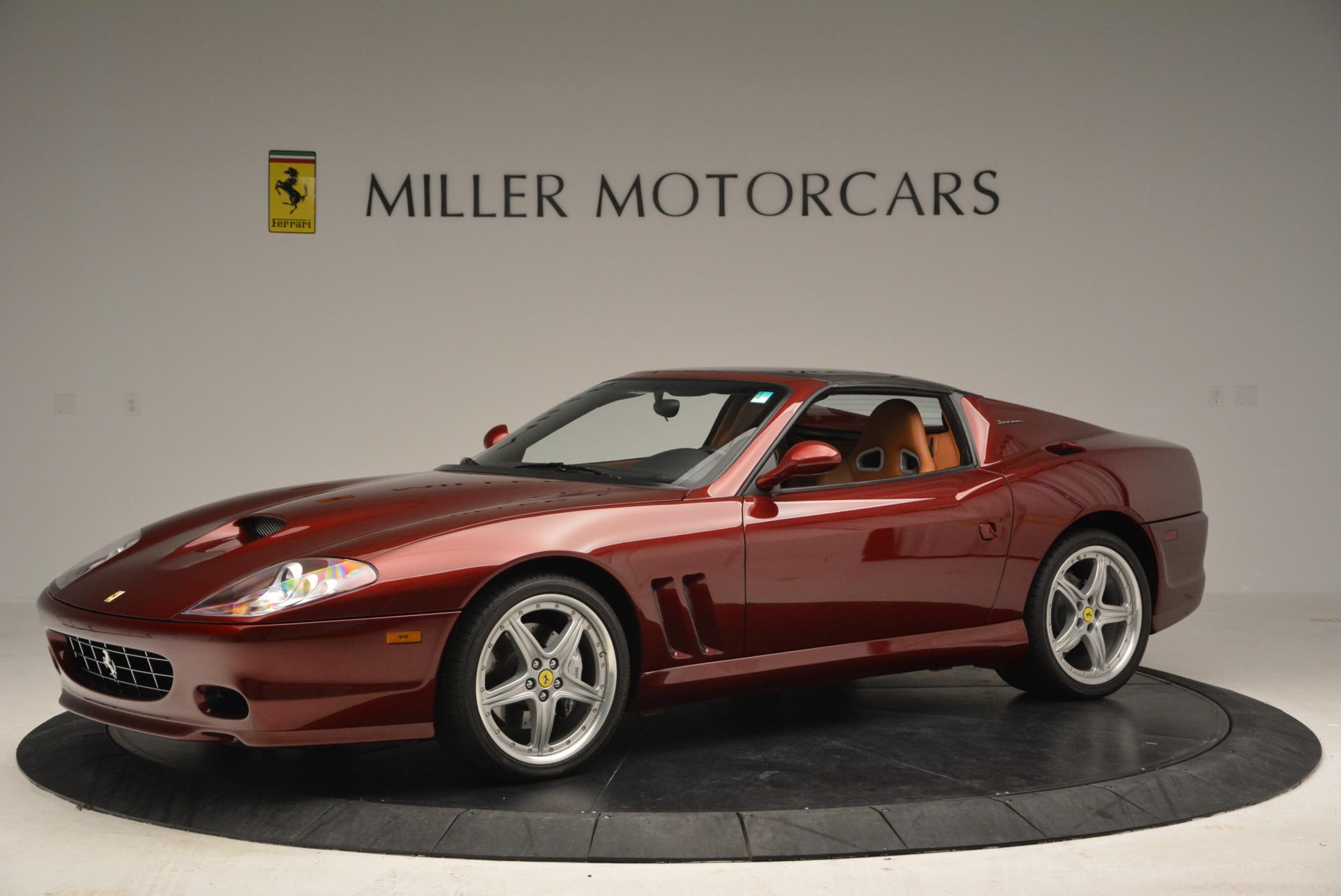 Used 2005 Ferrari Superamerica  For Sale In Westport, CT 140_p14