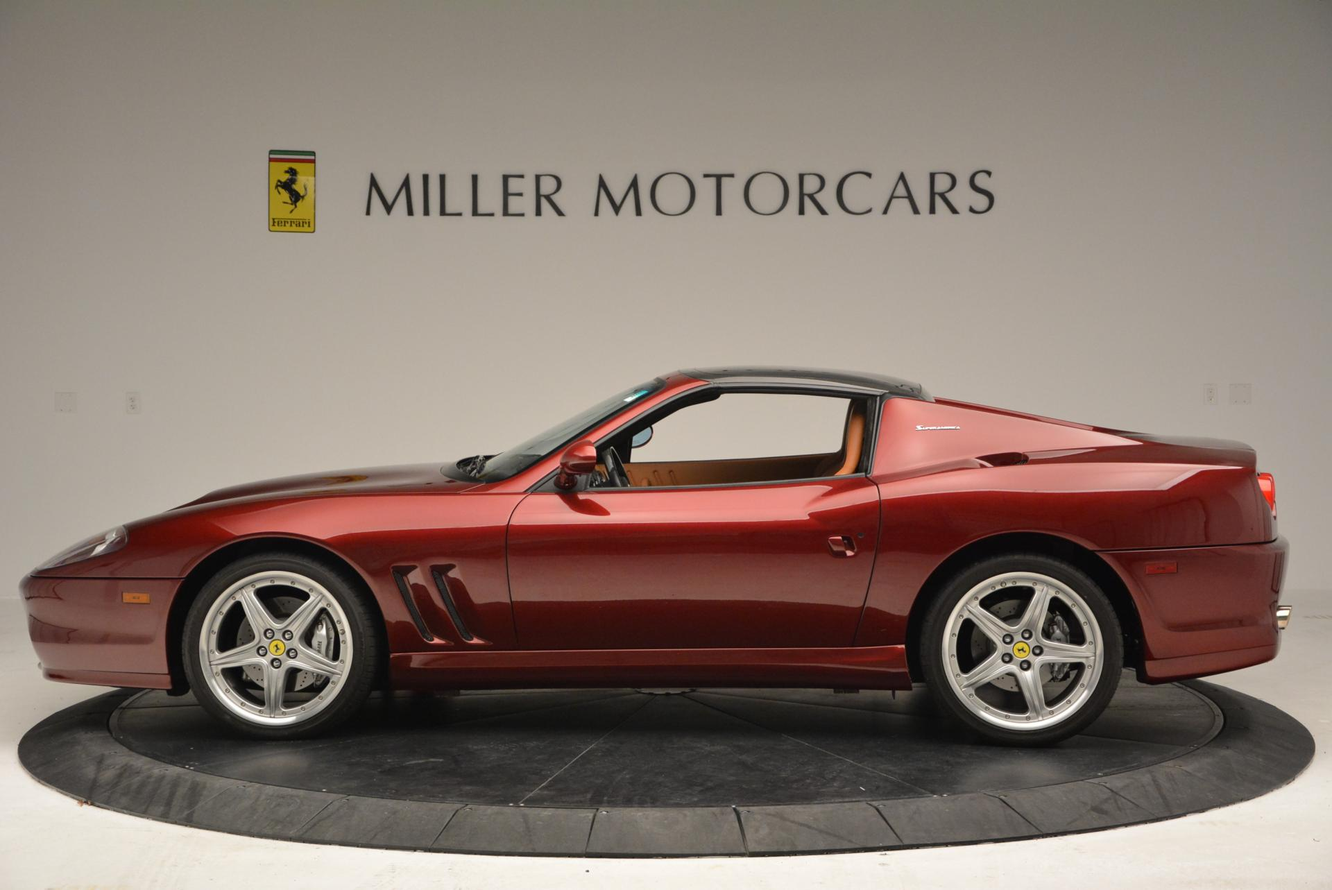 Used 2005 Ferrari Superamerica  For Sale In Westport, CT 140_p15