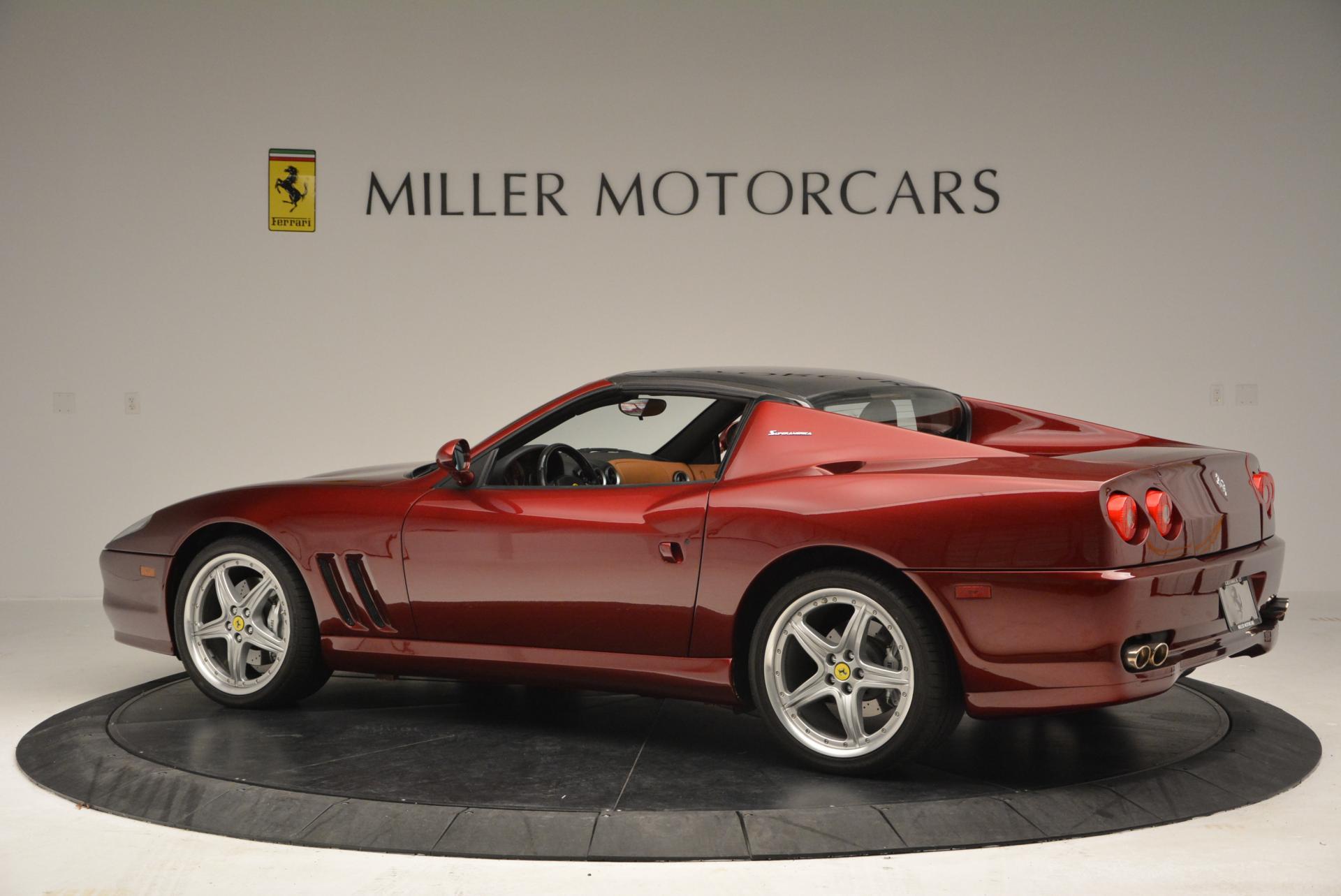 Used 2005 Ferrari Superamerica  For Sale In Westport, CT 140_p16
