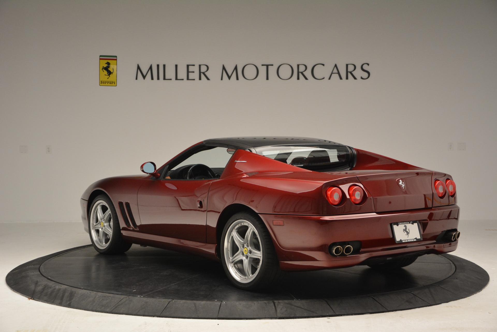 Used 2005 Ferrari Superamerica  For Sale In Westport, CT 140_p17