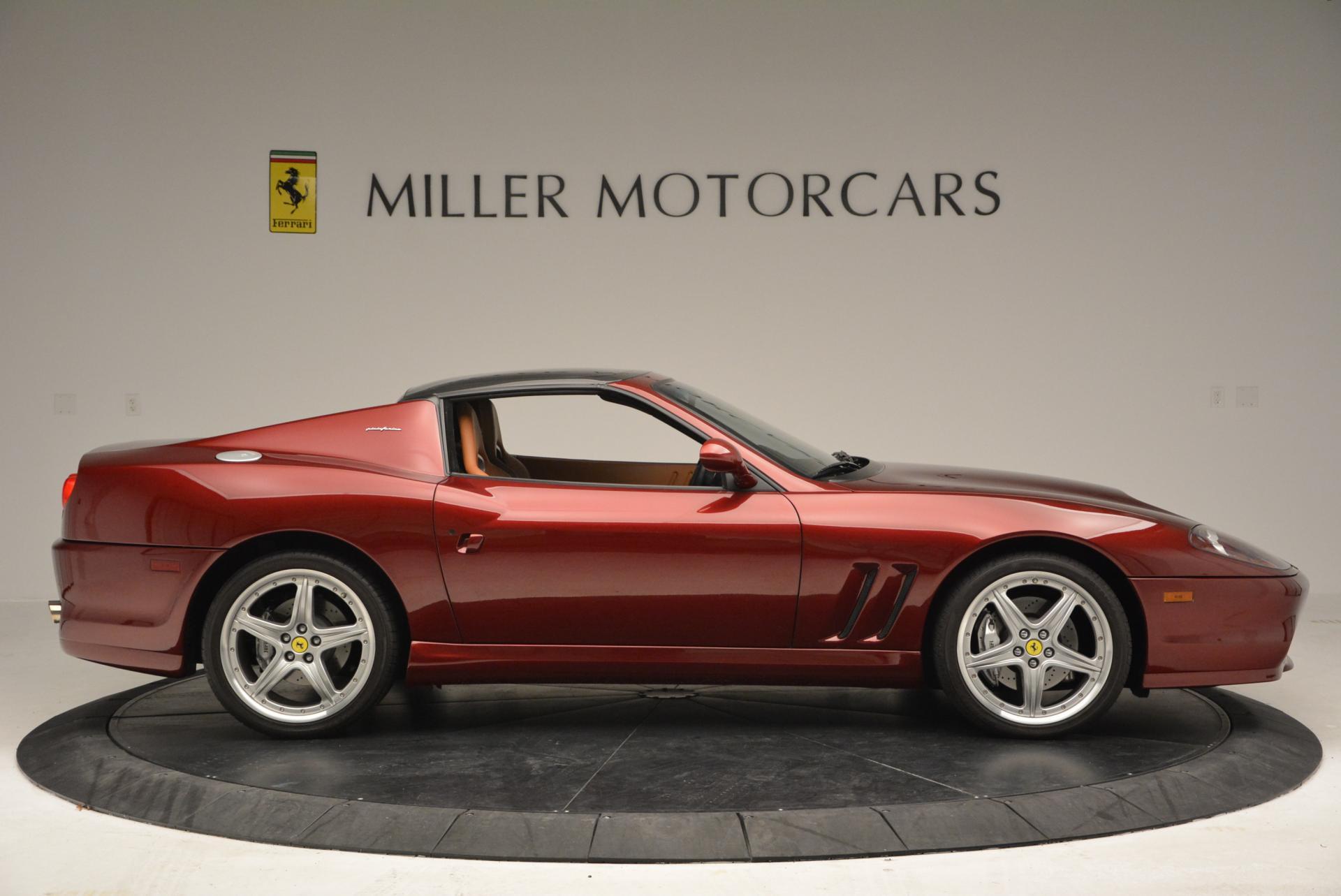 Used 2005 Ferrari Superamerica  For Sale In Westport, CT 140_p21
