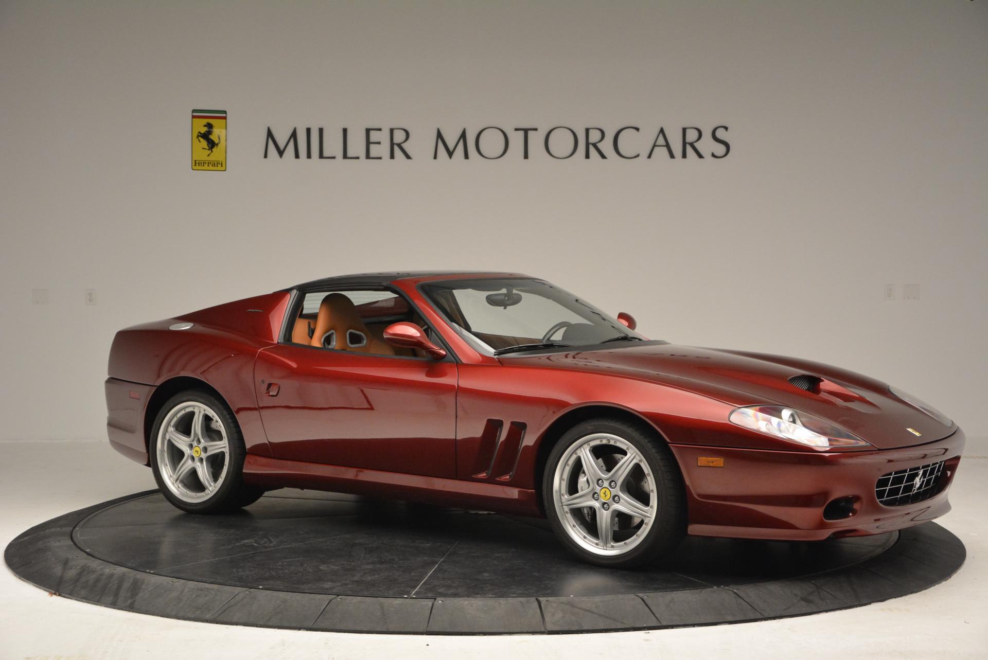 Used 2005 Ferrari Superamerica  For Sale In Westport, CT 140_p22