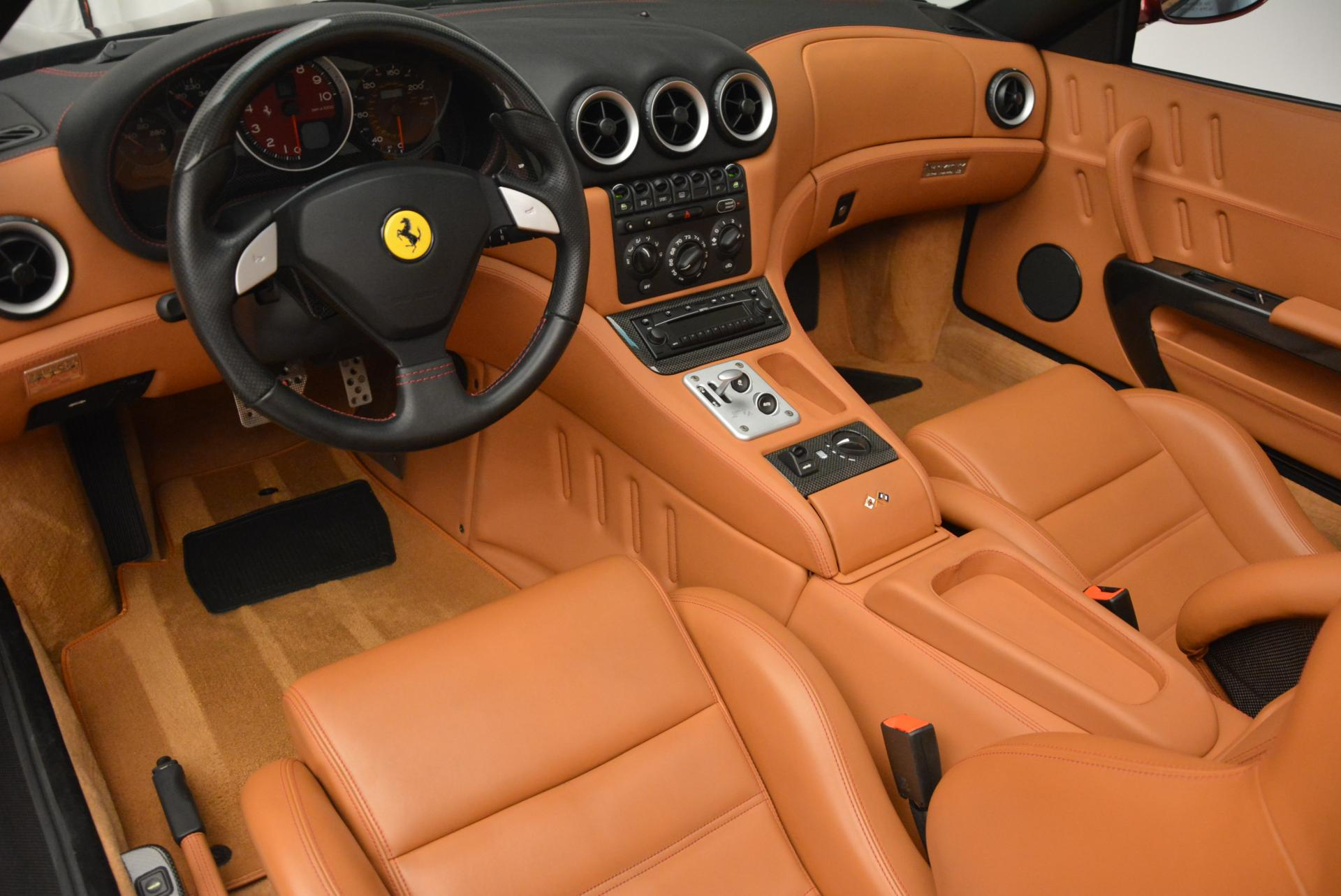 Used 2005 Ferrari Superamerica  For Sale In Westport, CT 140_p24