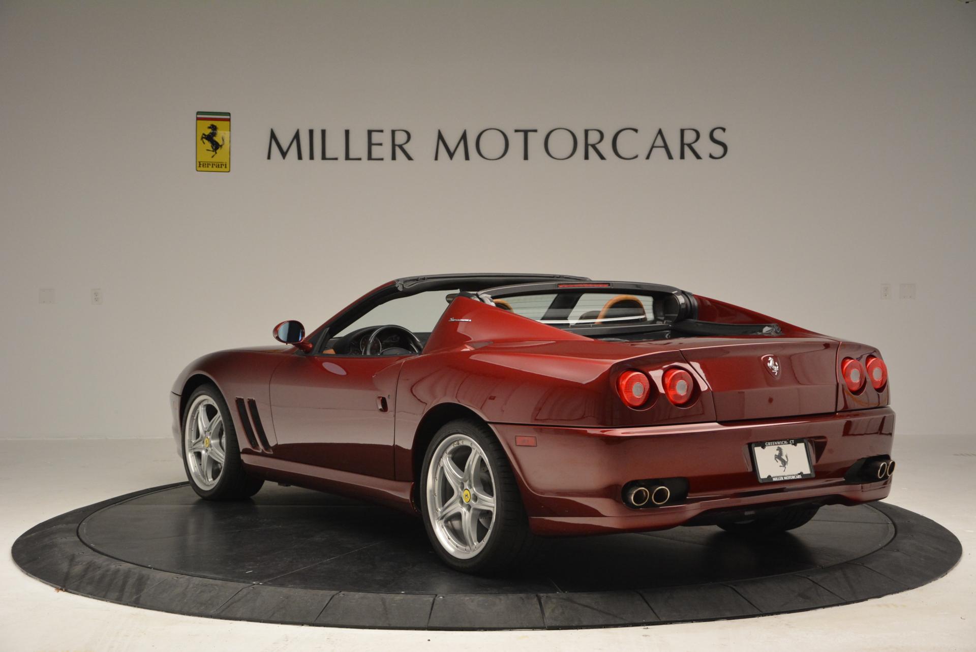 Used 2005 Ferrari Superamerica  For Sale In Westport, CT 140_p5