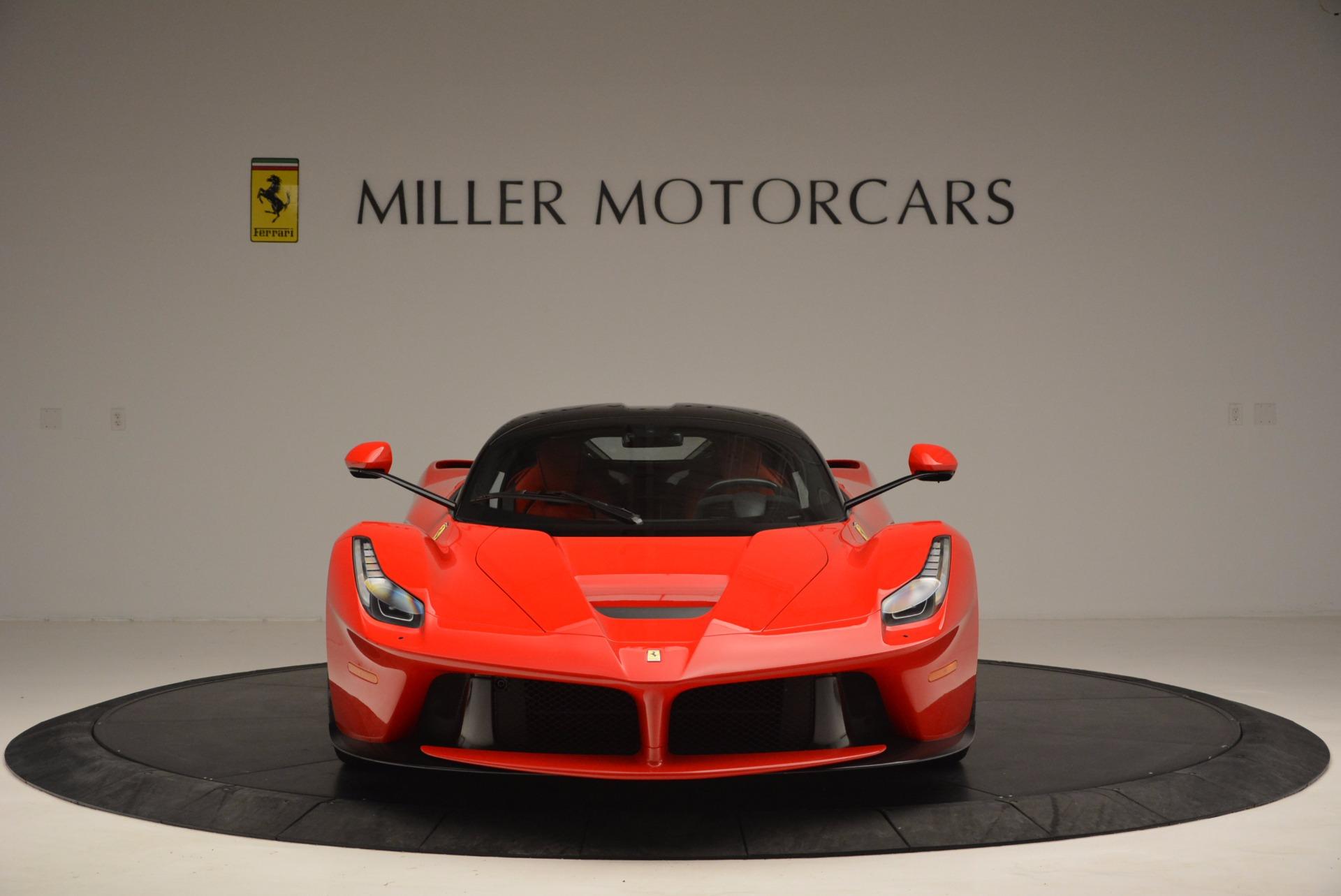 Used 2015 Ferrari LaFerrari  For Sale In Westport, CT 1402_p12