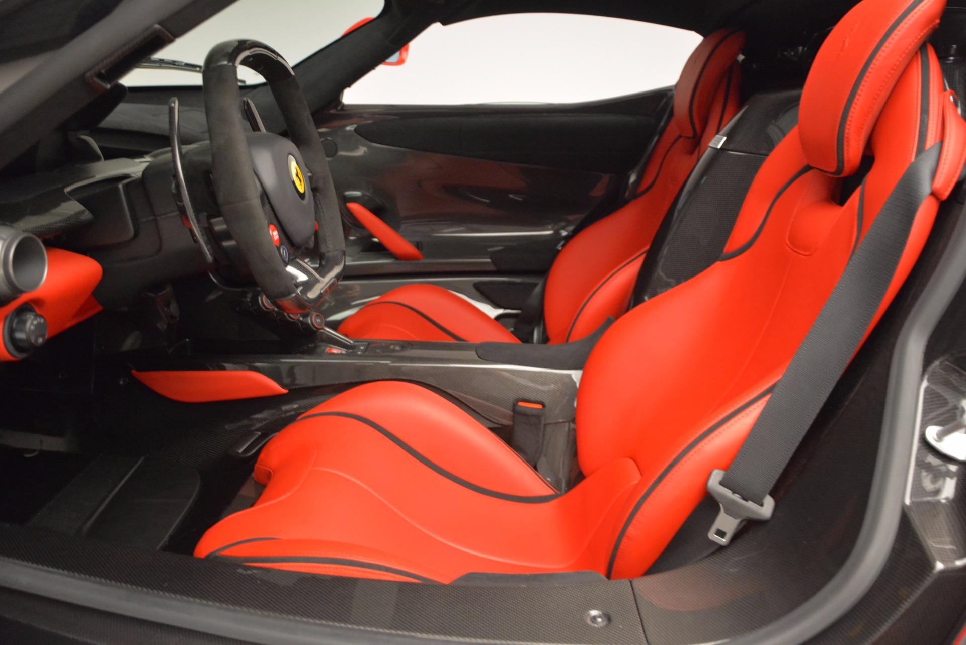 Used 2015 Ferrari LaFerrari  For Sale In Westport, CT 1402_p14