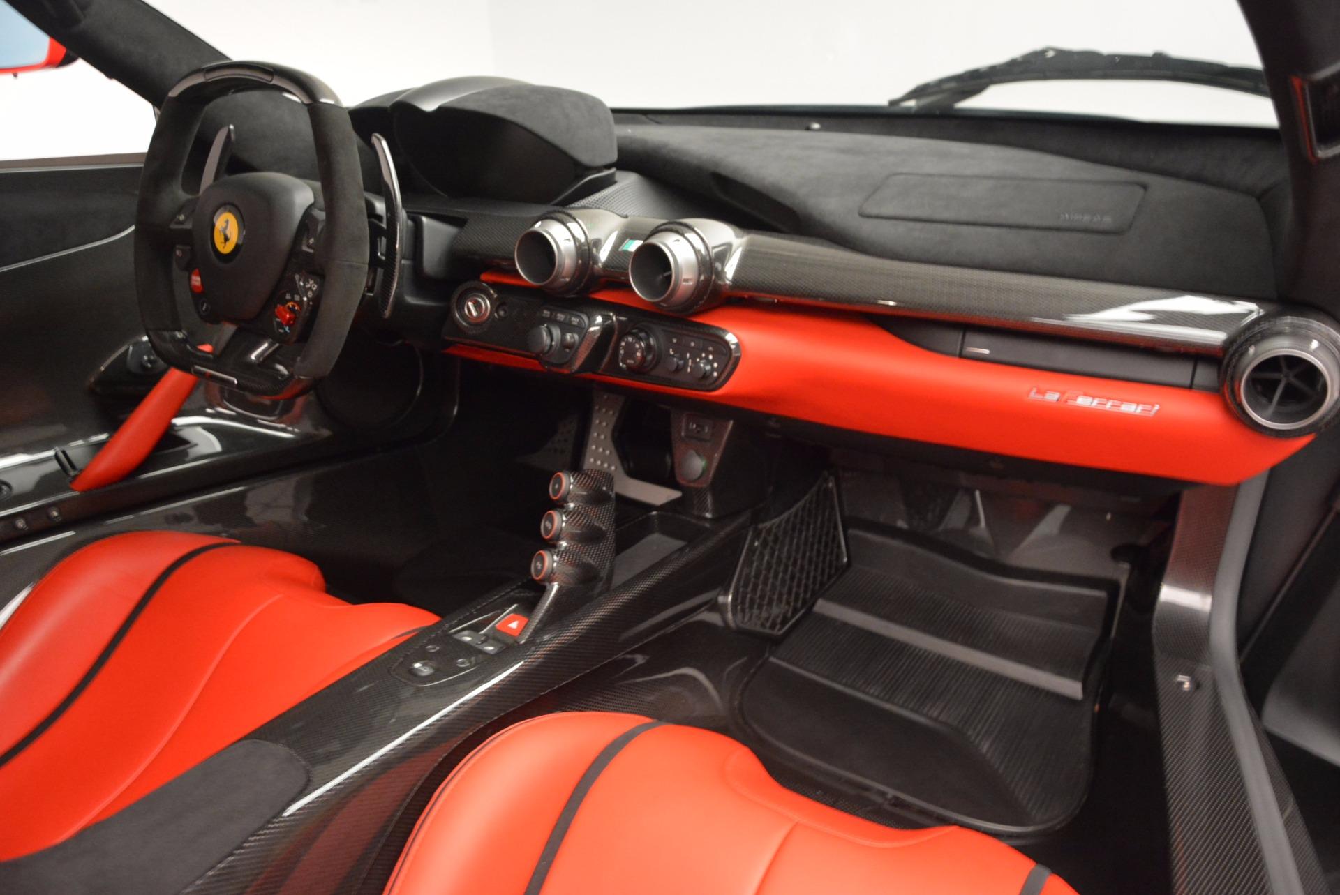 Used 2015 Ferrari LaFerrari  For Sale In Westport, CT 1402_p16