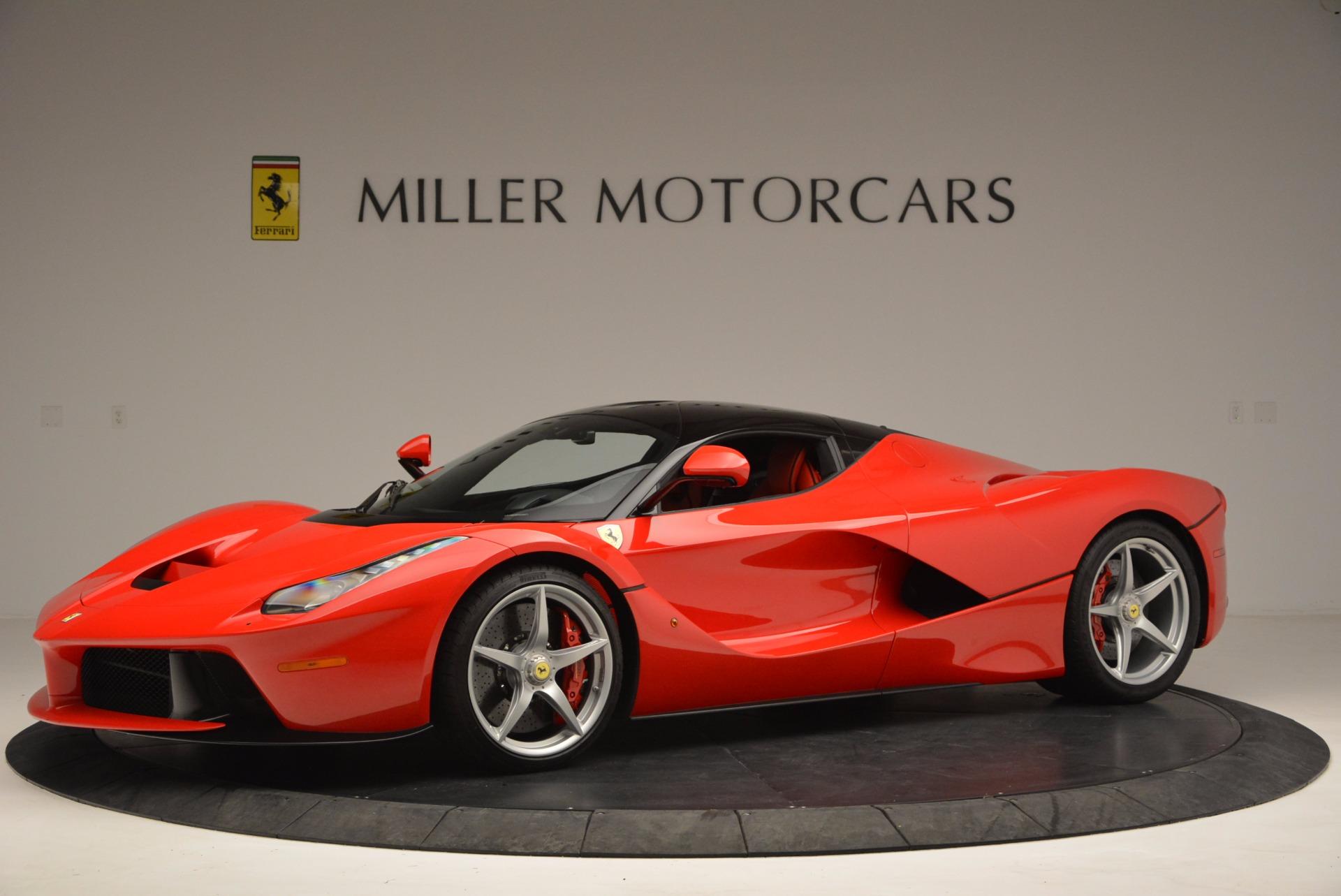 Used 2015 Ferrari LaFerrari  For Sale In Westport, CT 1402_p2